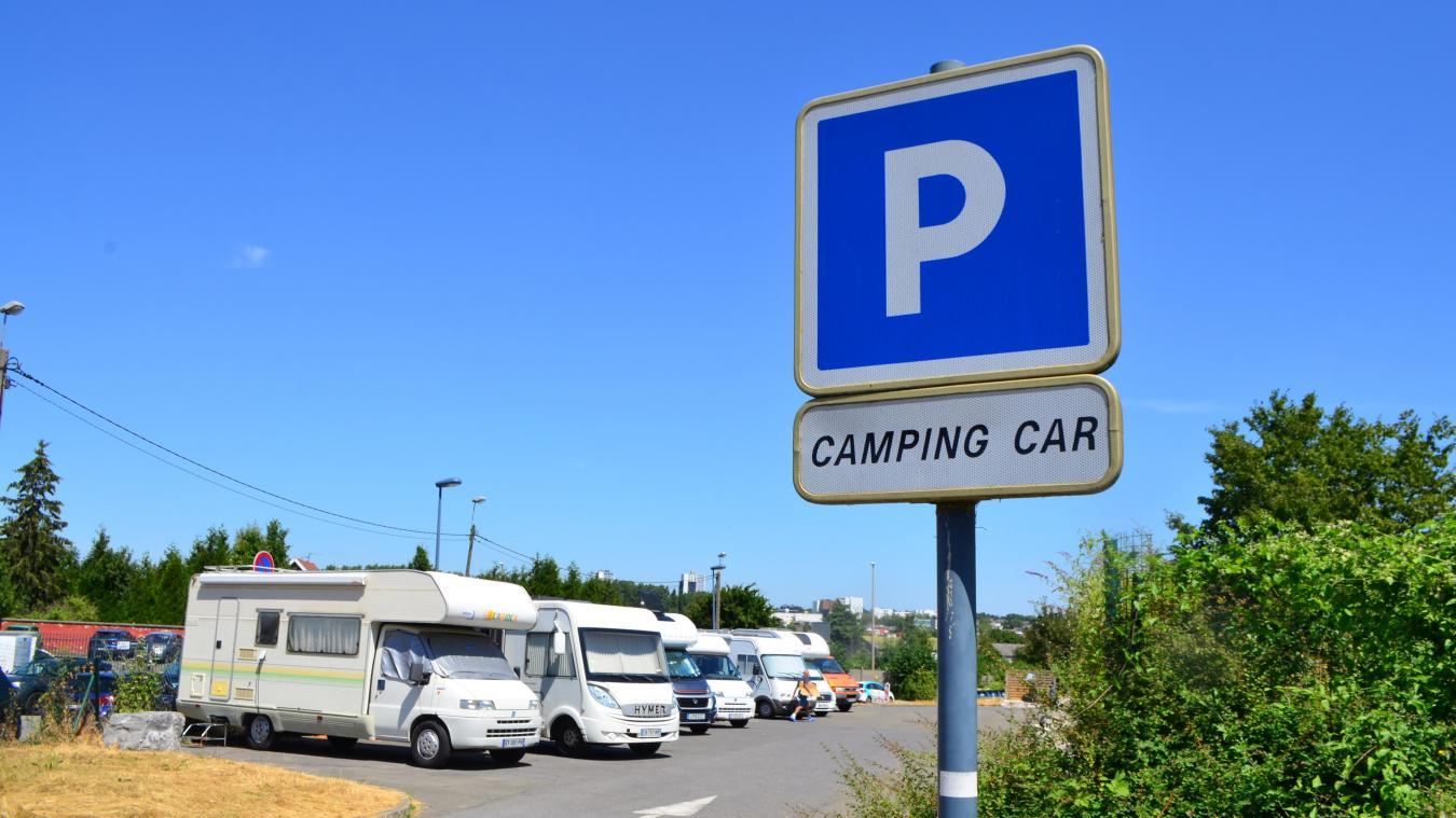 À Arras, la nouvelle aire de camping-cars sera sur la friche Tricard
