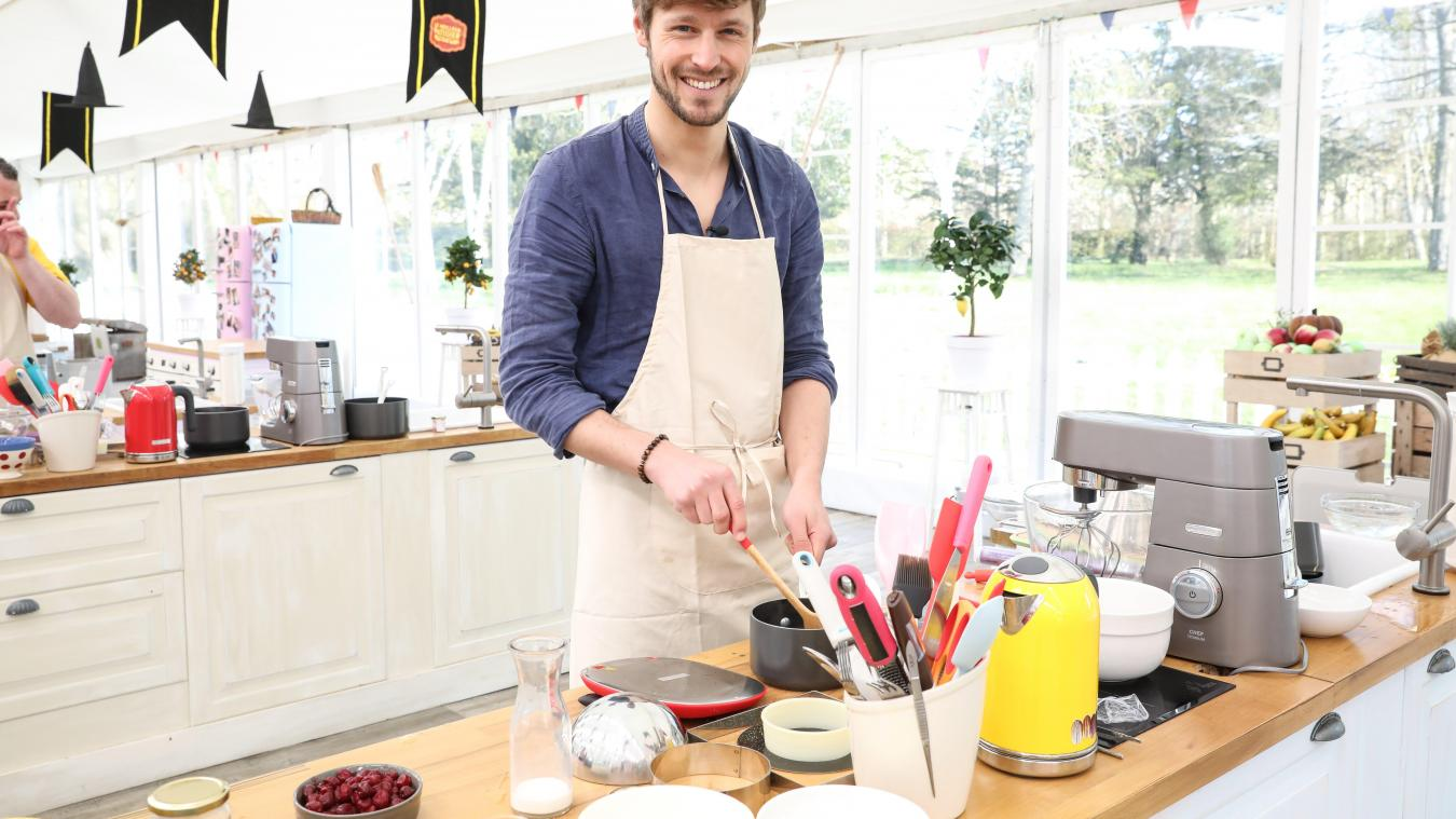 Baptiste revient sur son parcours dans Le Meilleur Pâtissier, l'émission d'M6