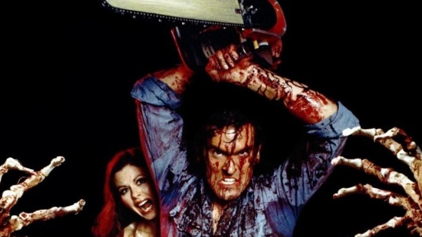 À Arras, pour Halloween, Evil Dead II est programmé au cinéma (vidéo)