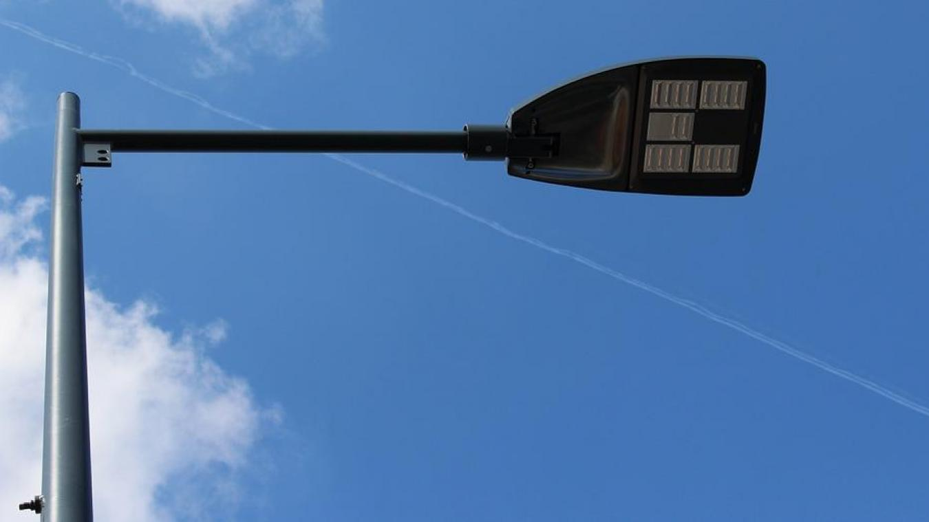 De nouveaux luminaires vont être installés à Bergues.