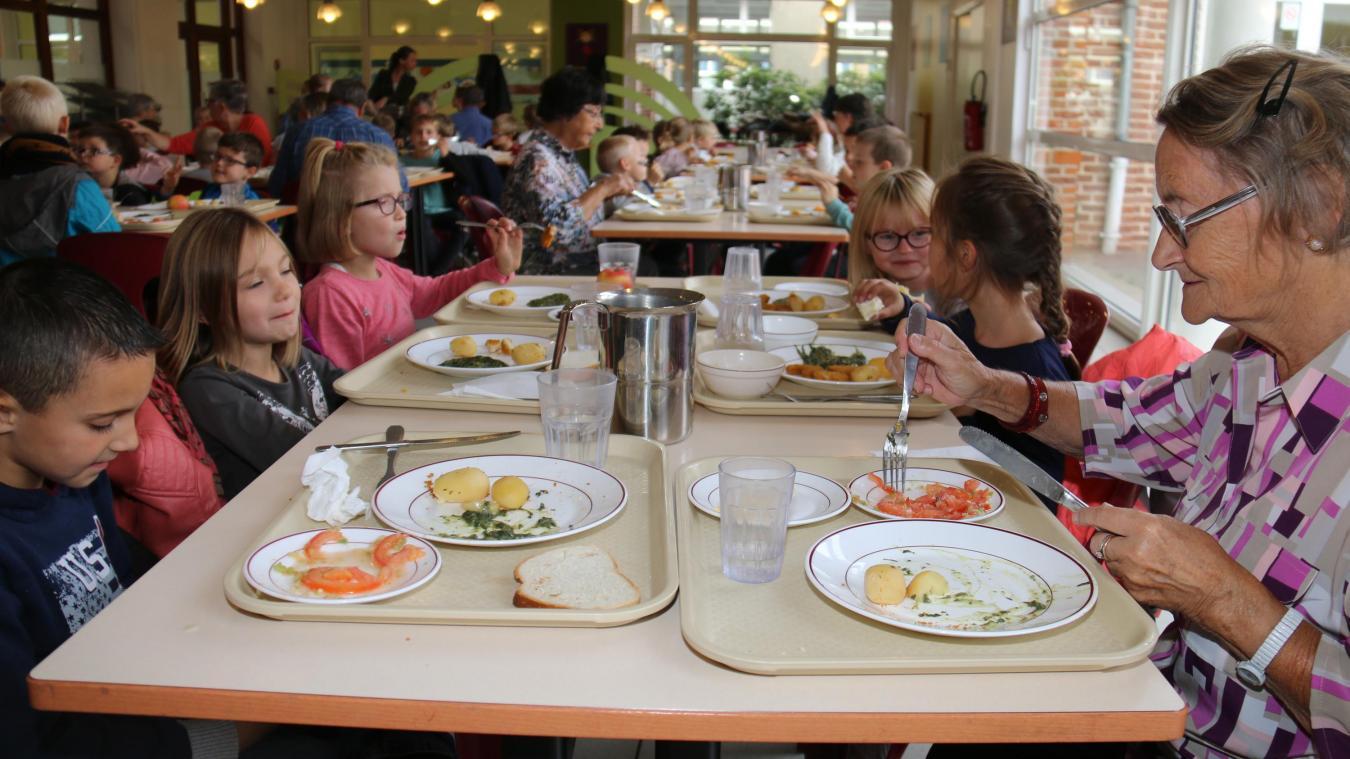 Menu De Noel Chez Henri Boucher.Un Menu Vegetarien Chaque Semaine Dans Les Cantines De Dunkerque