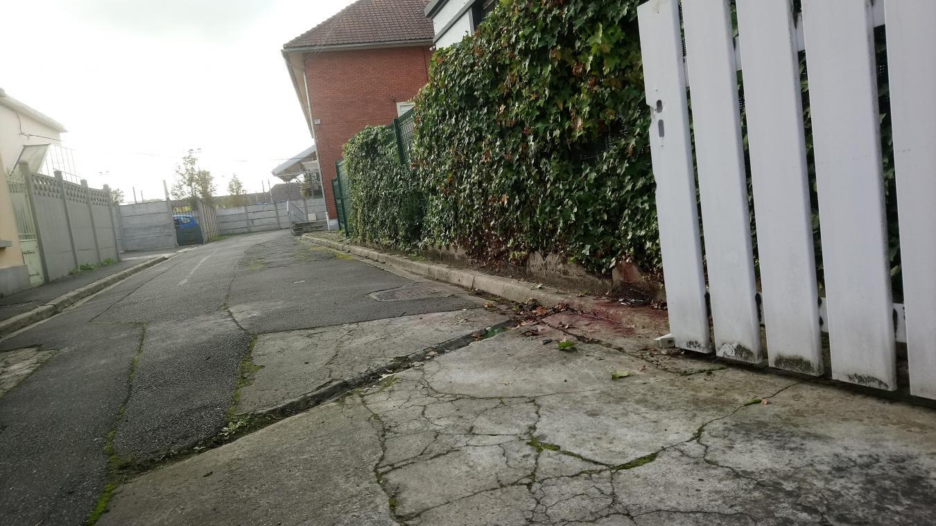 Le jeune homme a été retrouvé dans une ruelle, au matin du dimanche 27 octobre.