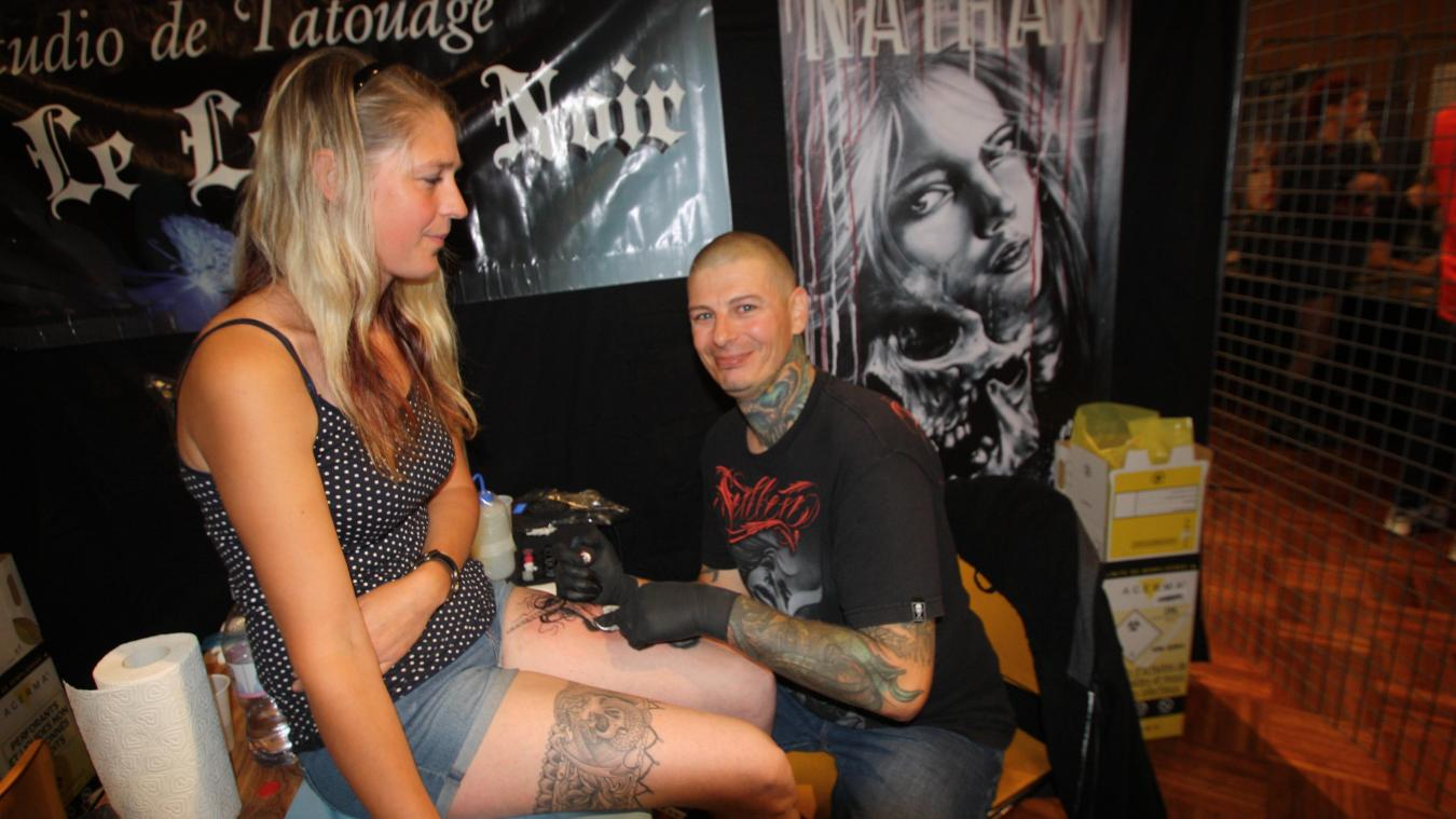 Béthune : le tatouage s'expose à la vue de tous à partir du vendredi 1er novembre