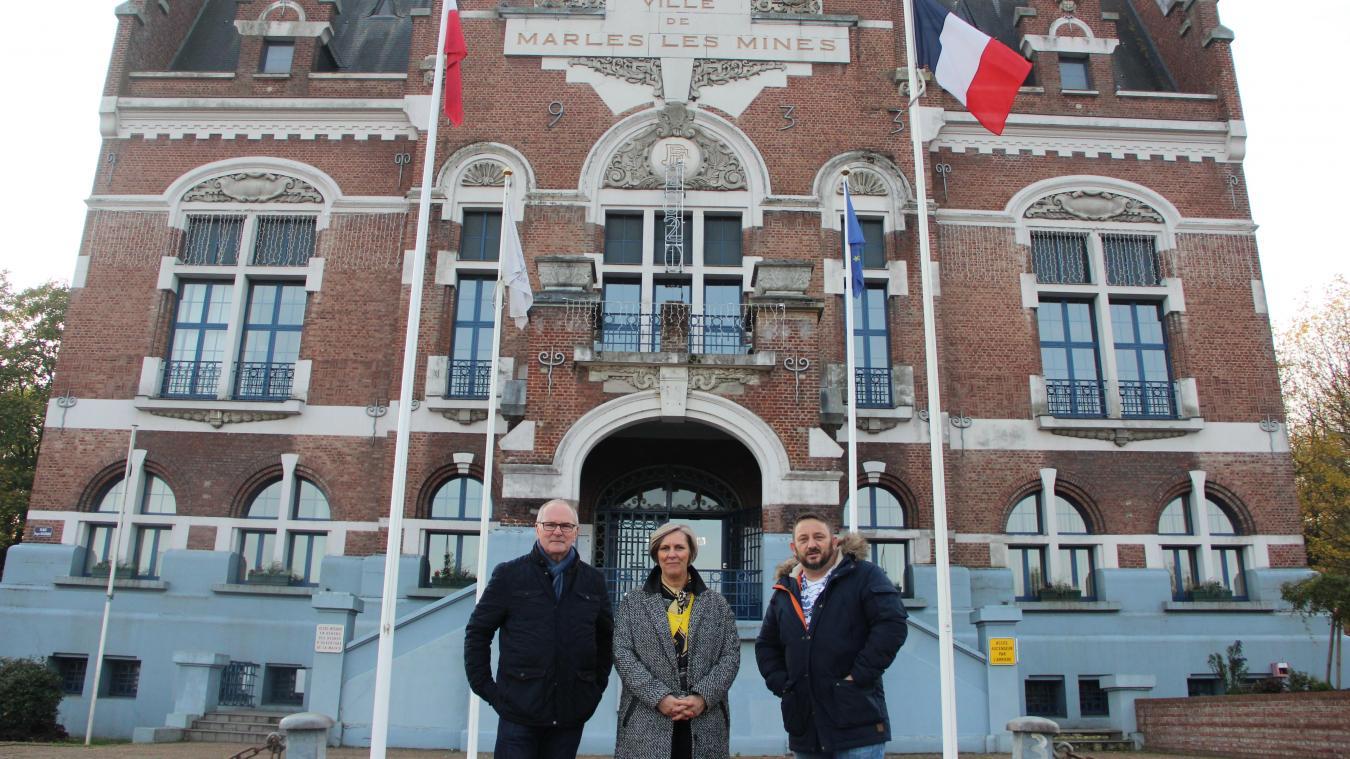 Marles-les-Mines: une alliance entre la liste communiste et des Gilets jaunes pour 2020