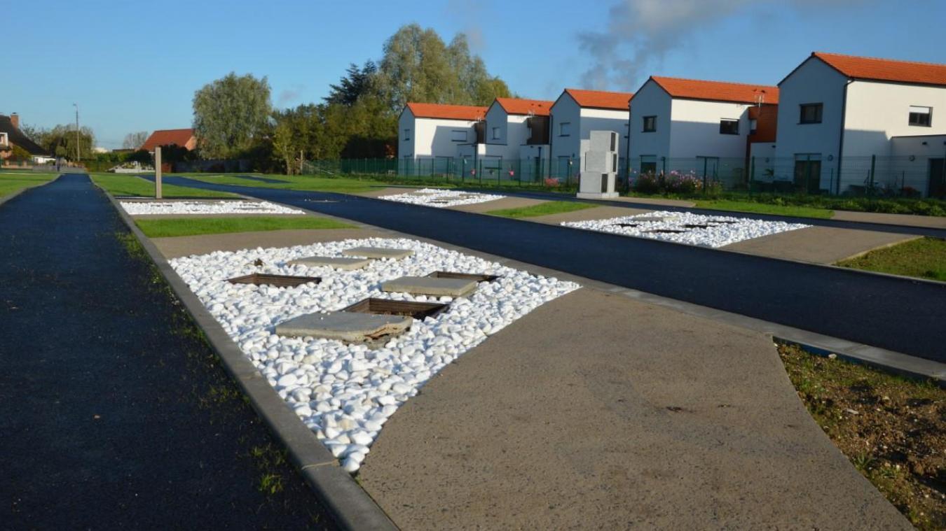 De nouveaux emplacements sont disponibles dans les cimetières de la ville de Lestrem.