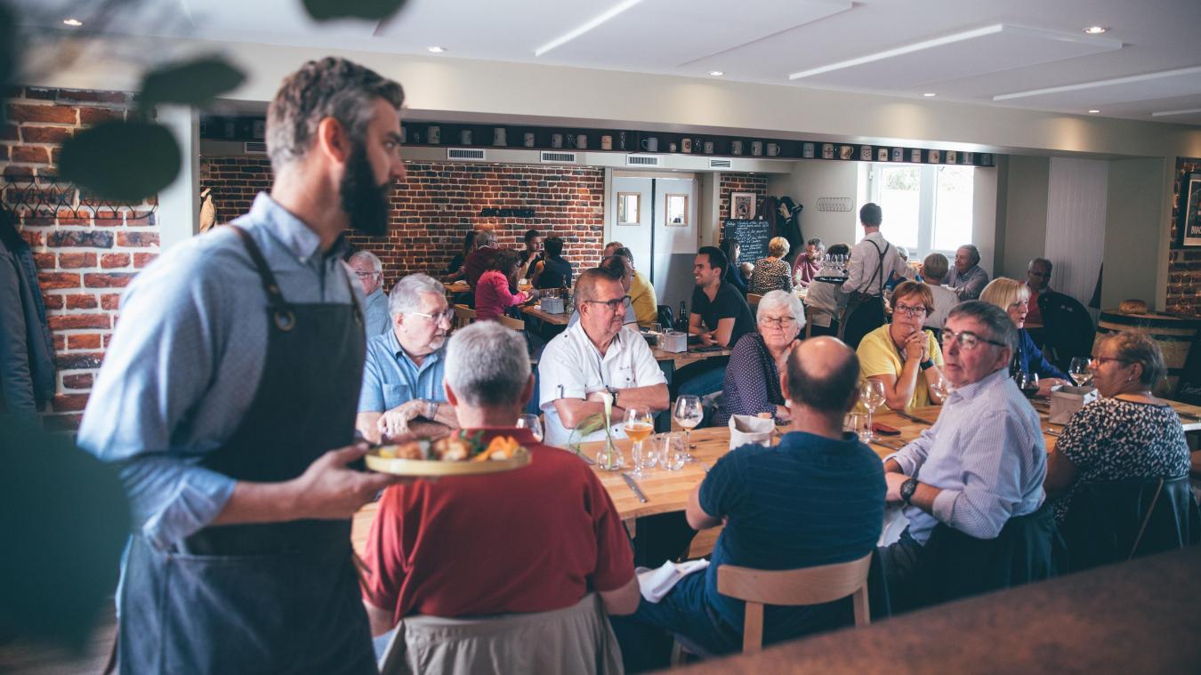 L'estaminet a remporté le premier prix de l'Accueil du public devant une brasserie d'Alsace qui a réalisé 1,7 million d'investissement pour accueillir les visiteurs. À Blaringhem, l'investissement se chiffre à 300 000 euros.