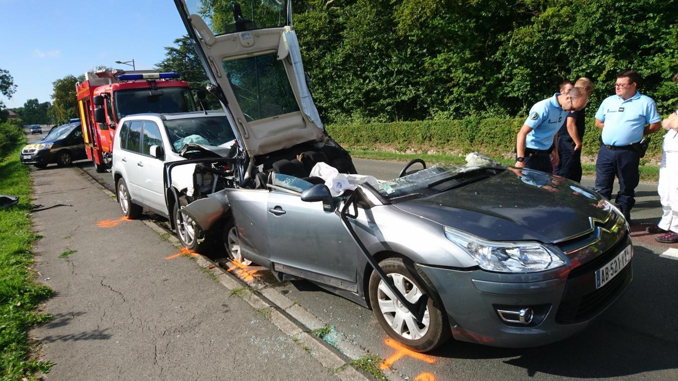 Personne ne sait si le prévenu a fait un malaise juste avant l'accident.