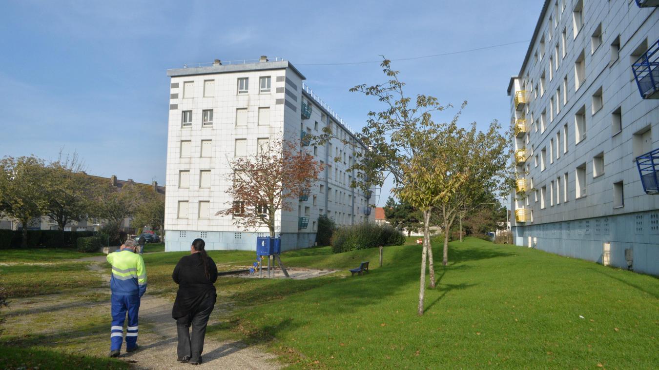 Le quartier de la Tour du Renard se vide peu à peu, il ne reste que 26 personnes actuellement.