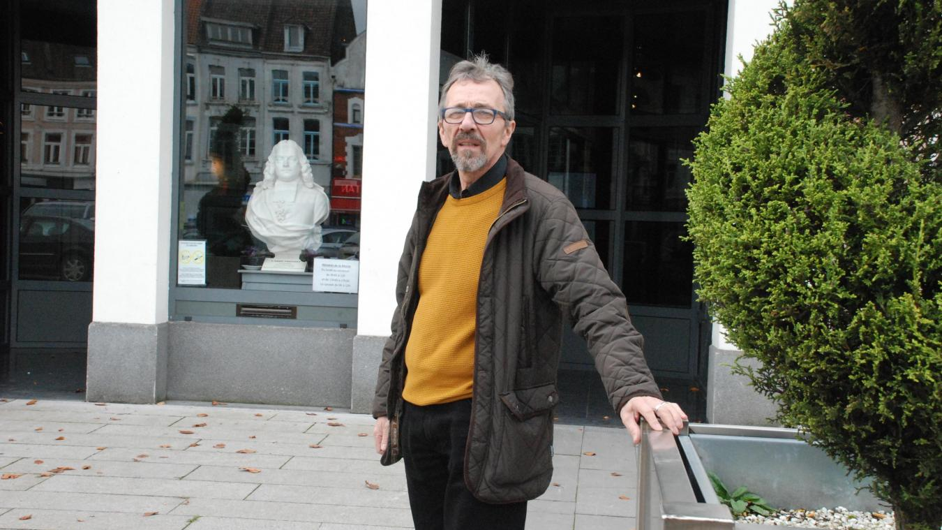 Hesdin : Gérard Lozinguez sera candidat en mars