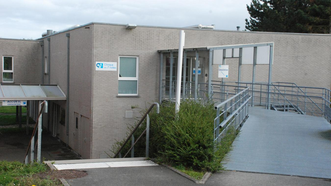 La reprise de la clinique des 7 Vallées devrait intervenir en janvier.