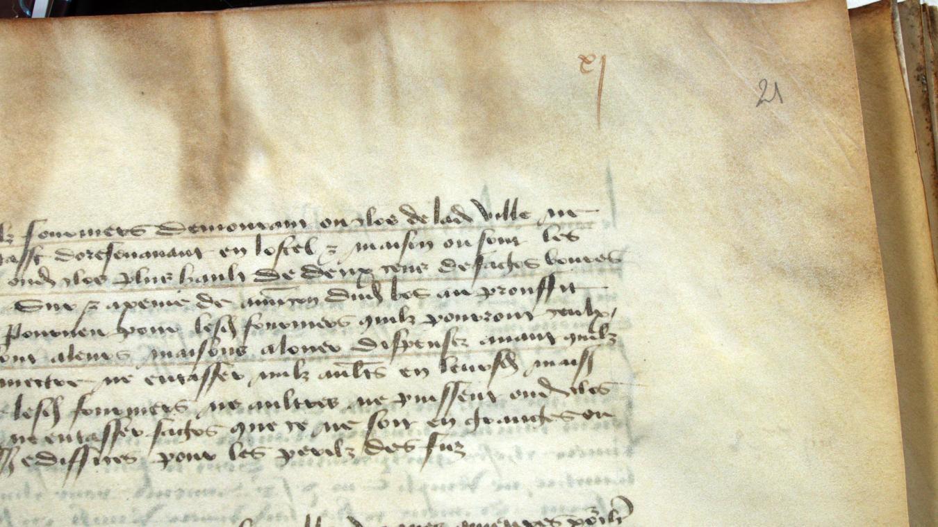 Cornes du Beffroi: un manuscrit inédit de Nicaise Ladam existe-t-il vraiment?