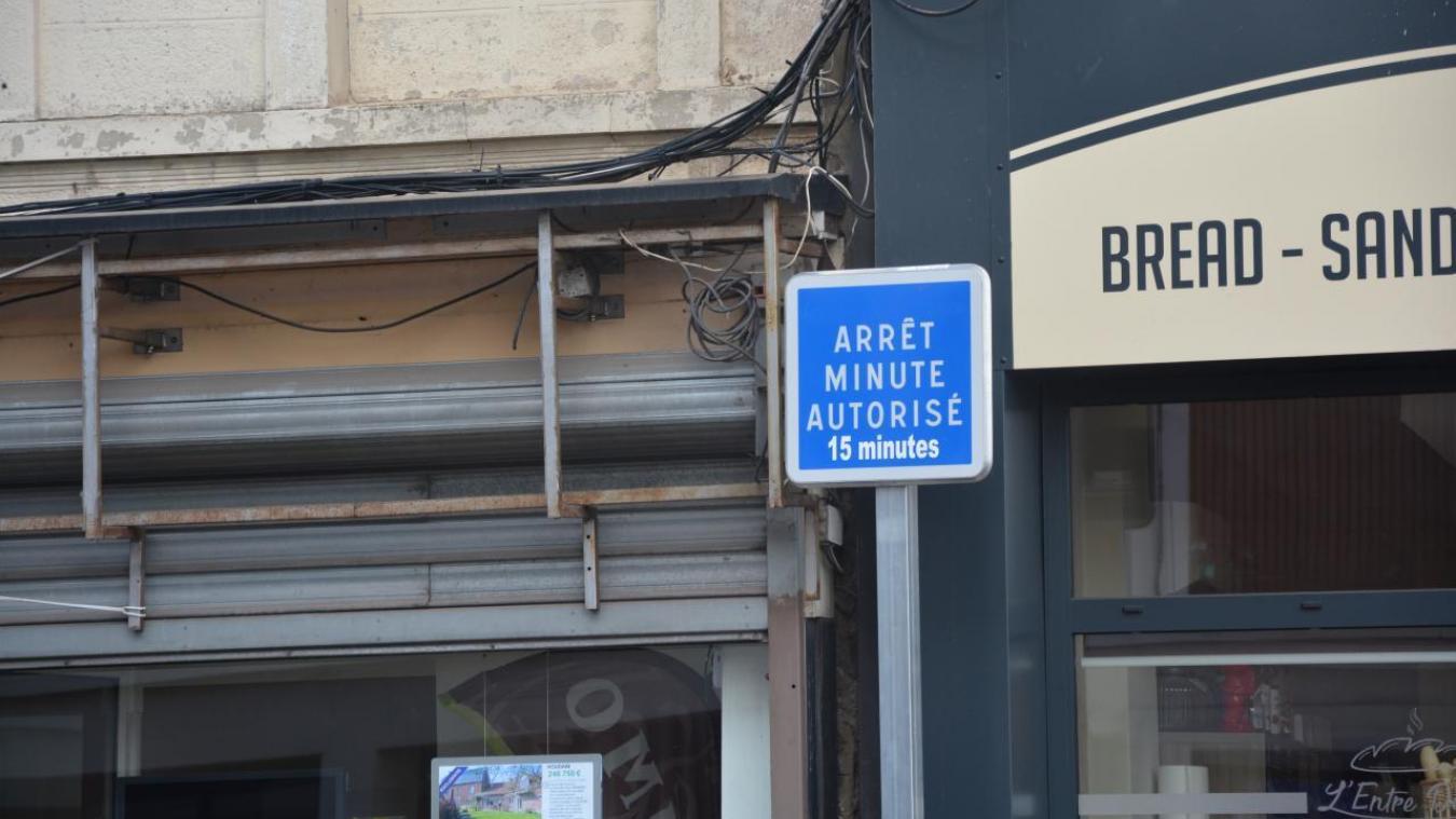 Bruay-la-Buissière: des dépose-minutes instaurés en centre-ville