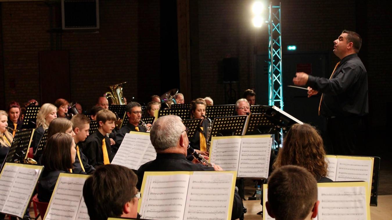 L'harmonie de Douvrin jouera le 10 novembre, celle d'Ablain-Saint-Nazaire le 11.