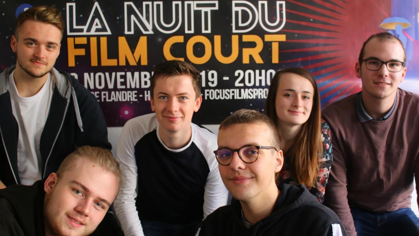 Le film court fait son show ce week-end à Hazebrouck - L'Écho de la Lys