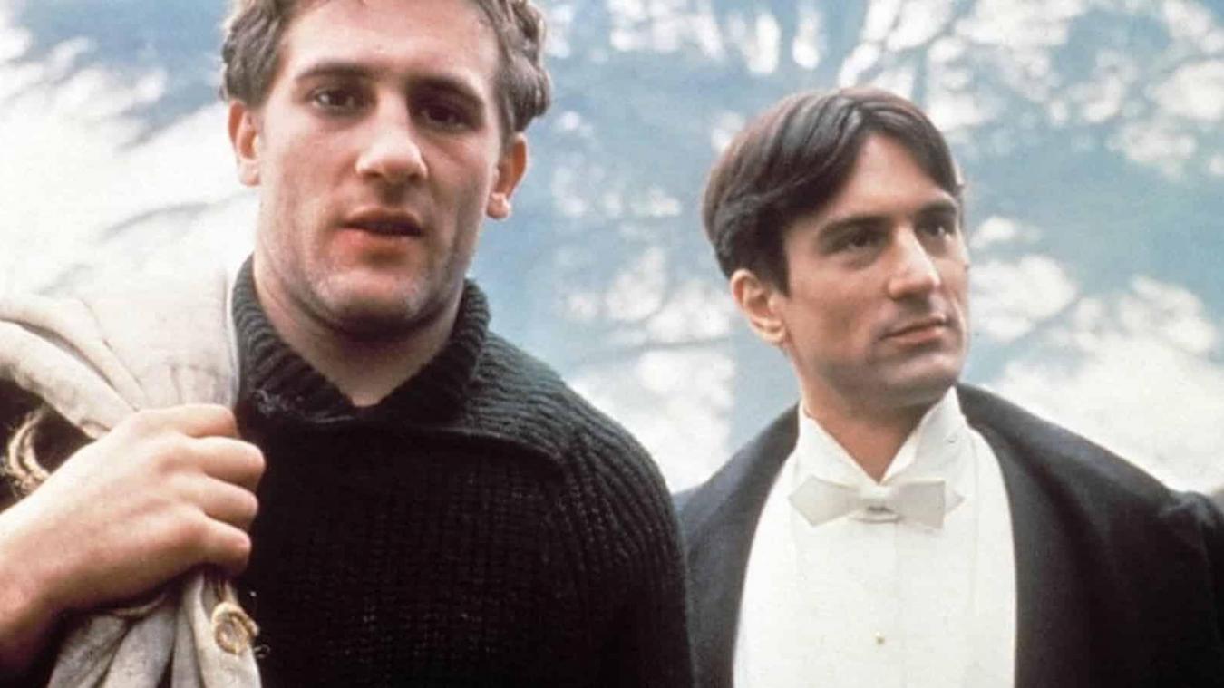 Depardieu et De Niro à l'écran, c'est dans Novecento, diffusé en deux parties, le 10 novembre à 18h15 et le 16 à 10h, puis le 10 novembre à 21h15 et le 17 à 10h.