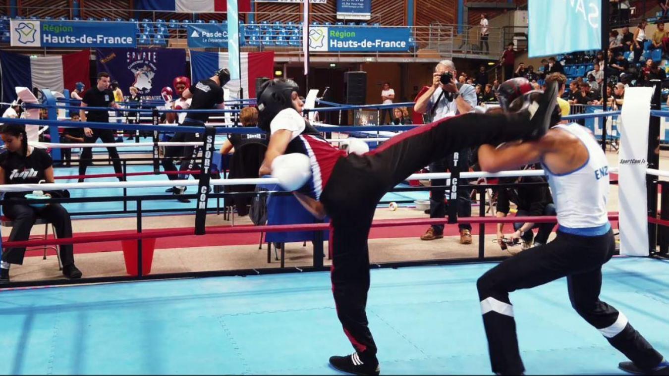 En 2020, Boulogne pourrait accueillir les championnats d'Europe senior de boxe française