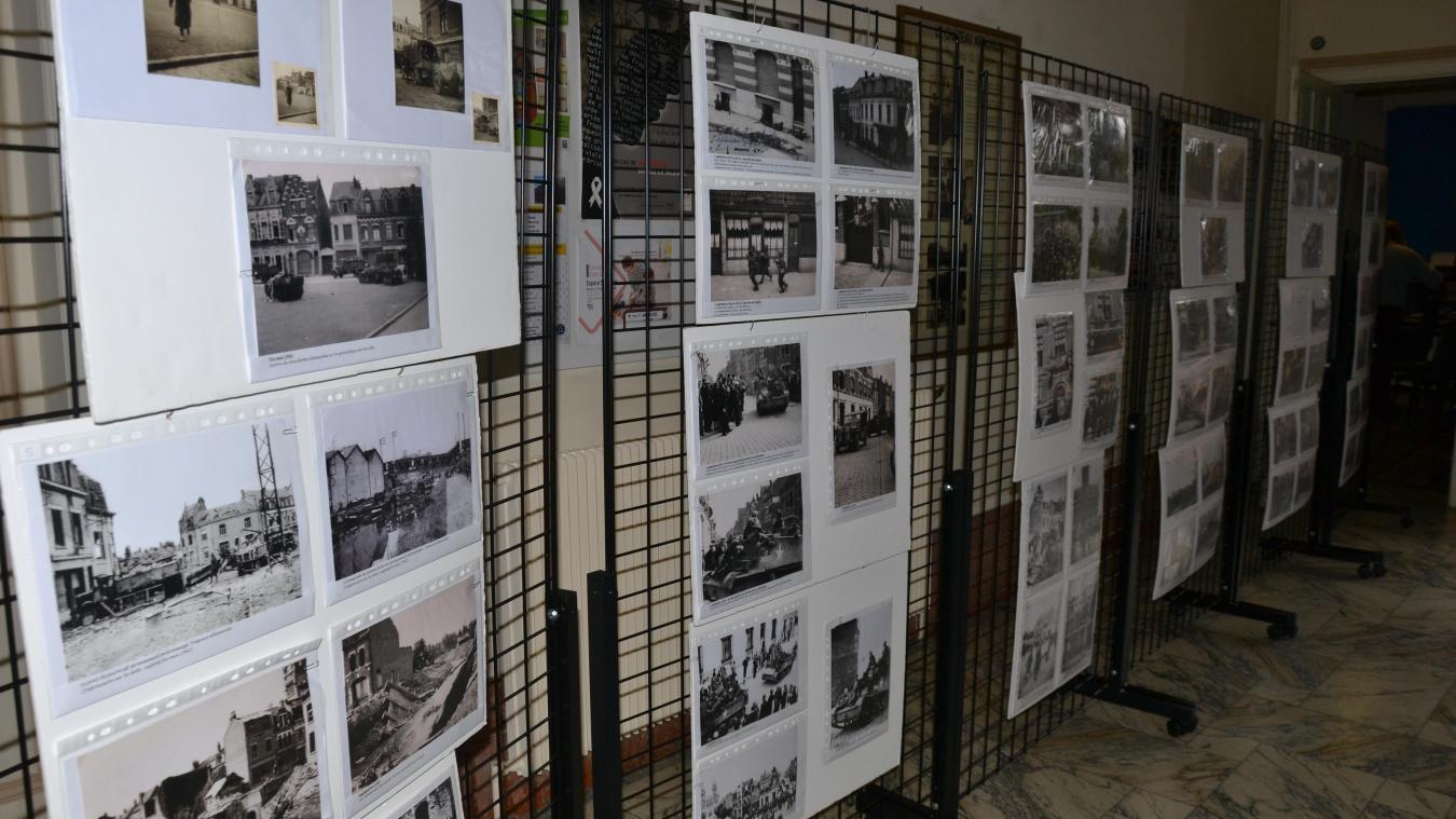 Une exposition pour les 75 ans de la Libération de Merville