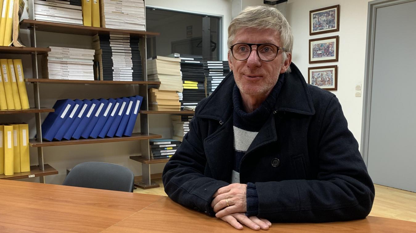 Eddy Baheu consacre désormais son énergie à l'affinage du programme et à la composition de la liste.