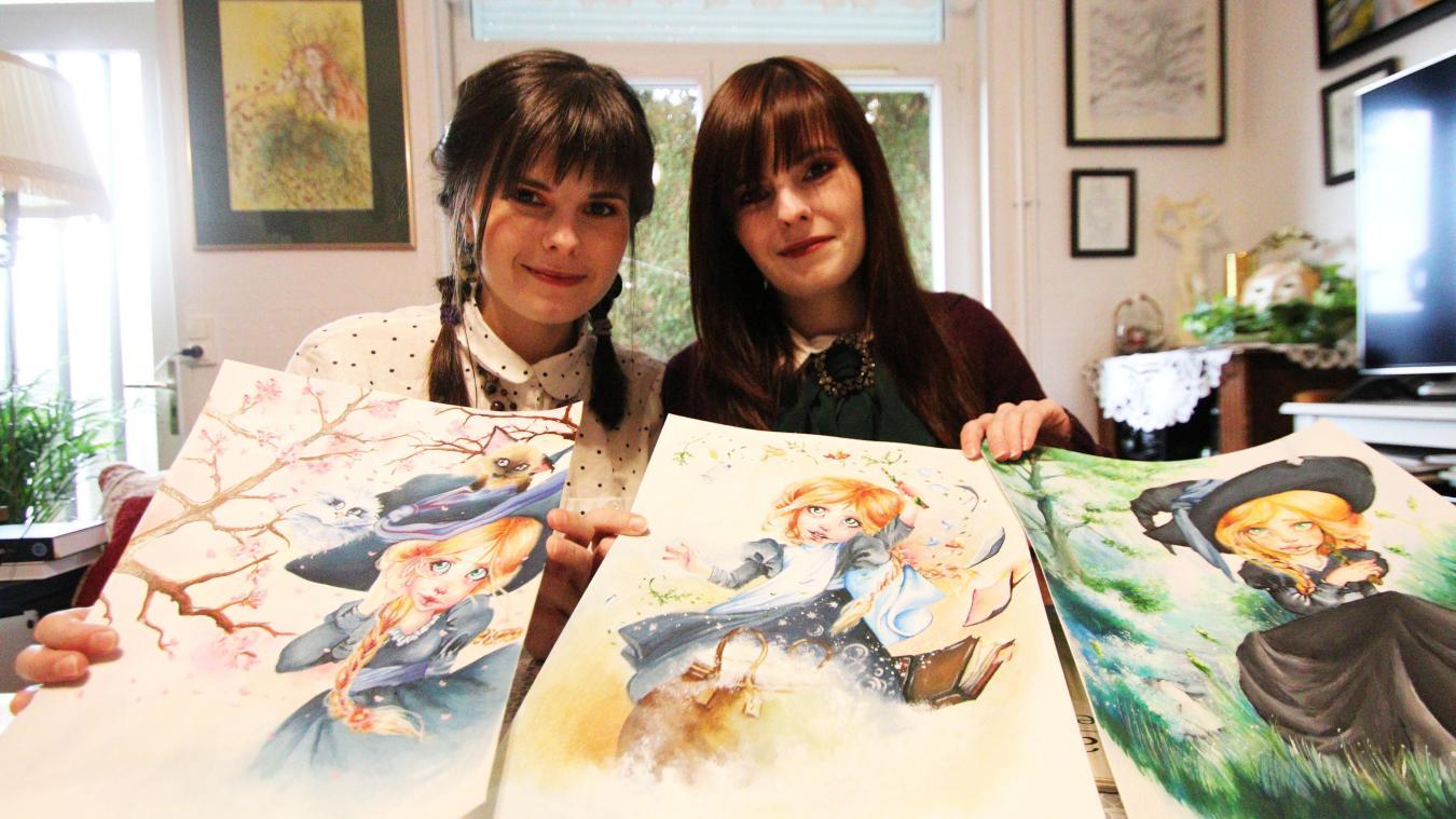 Sallaumines : les sœurs Fabrizi confirment leur succès - L'Avenir de l'Artois