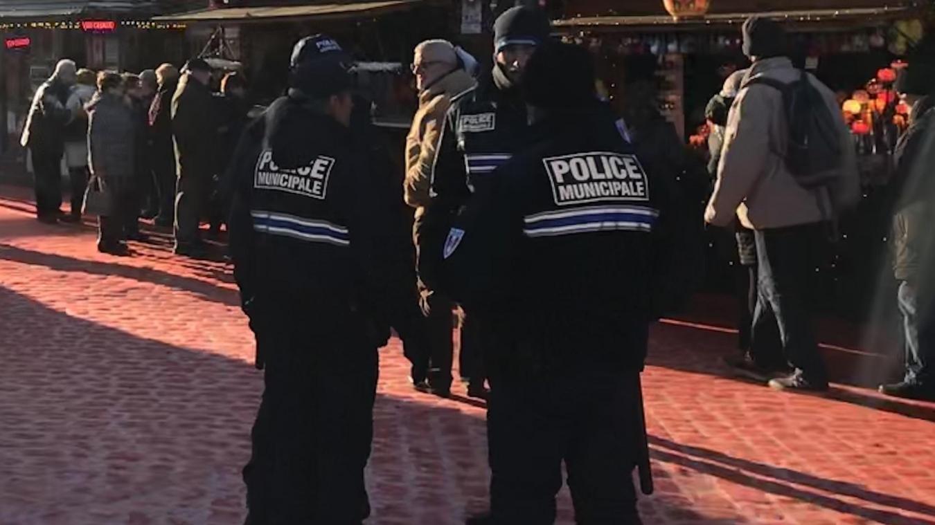 Entre l'Arras film festival et le marché de Noël, comment travaille la police municipale