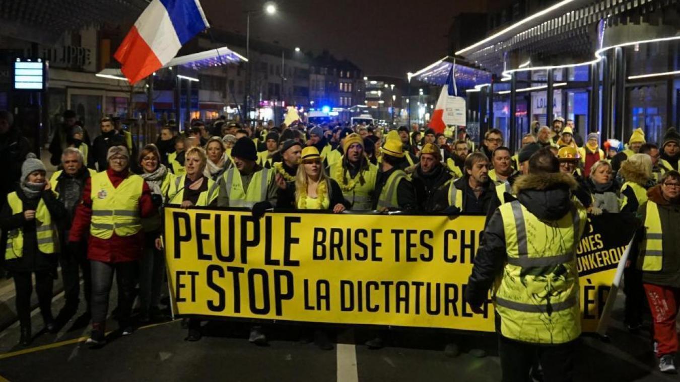 Dunkerquois : beaucoup de militants ont rangé leur gilet jaune