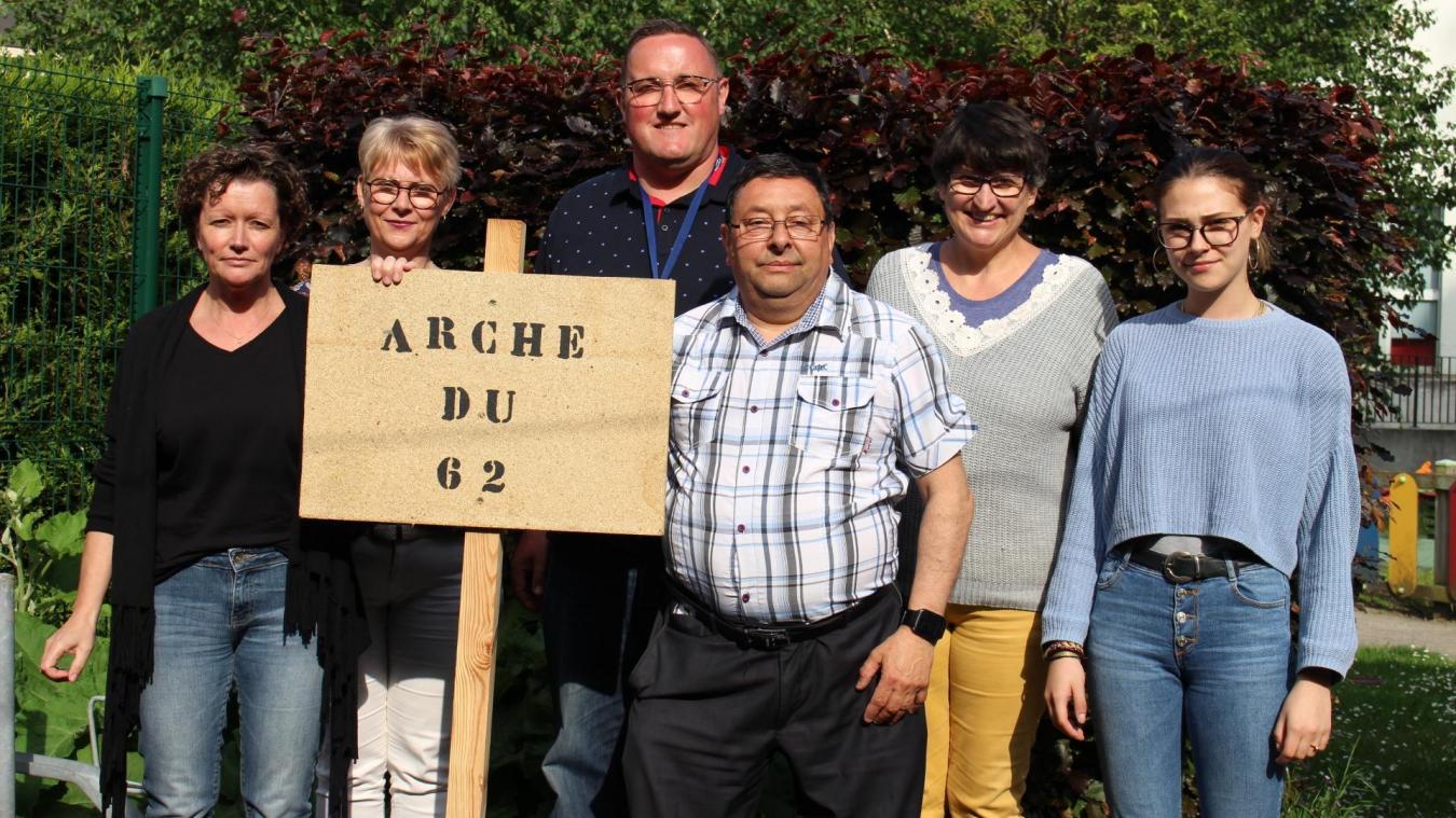 Barlin : l'Arche du 62 signe un partenariat avec la police - L'Avenir de l'Artois
