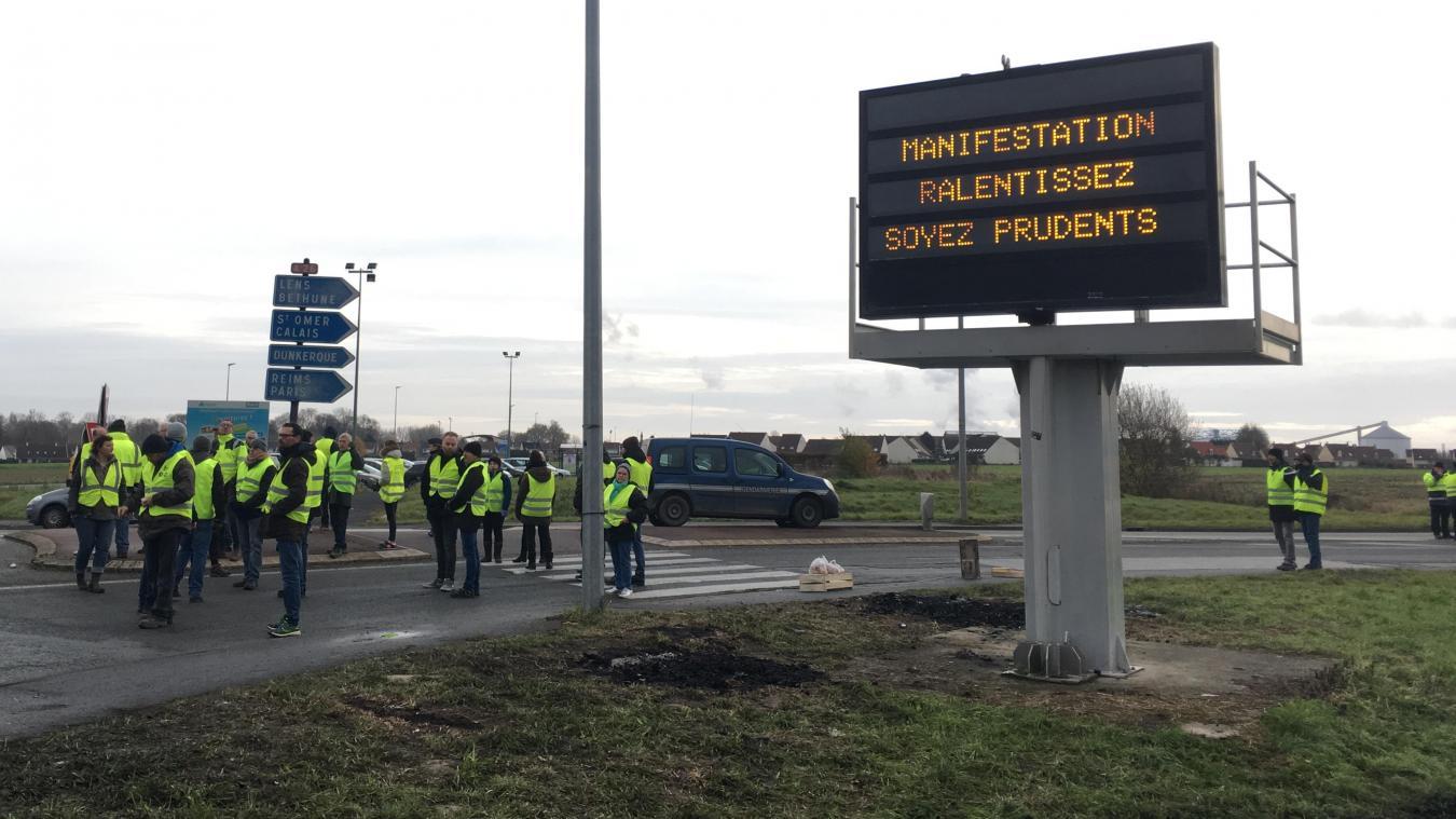 Lillers, Saint-Omer : retour aux sources pour les Gilets jaunes ? - L'Écho de la Lys