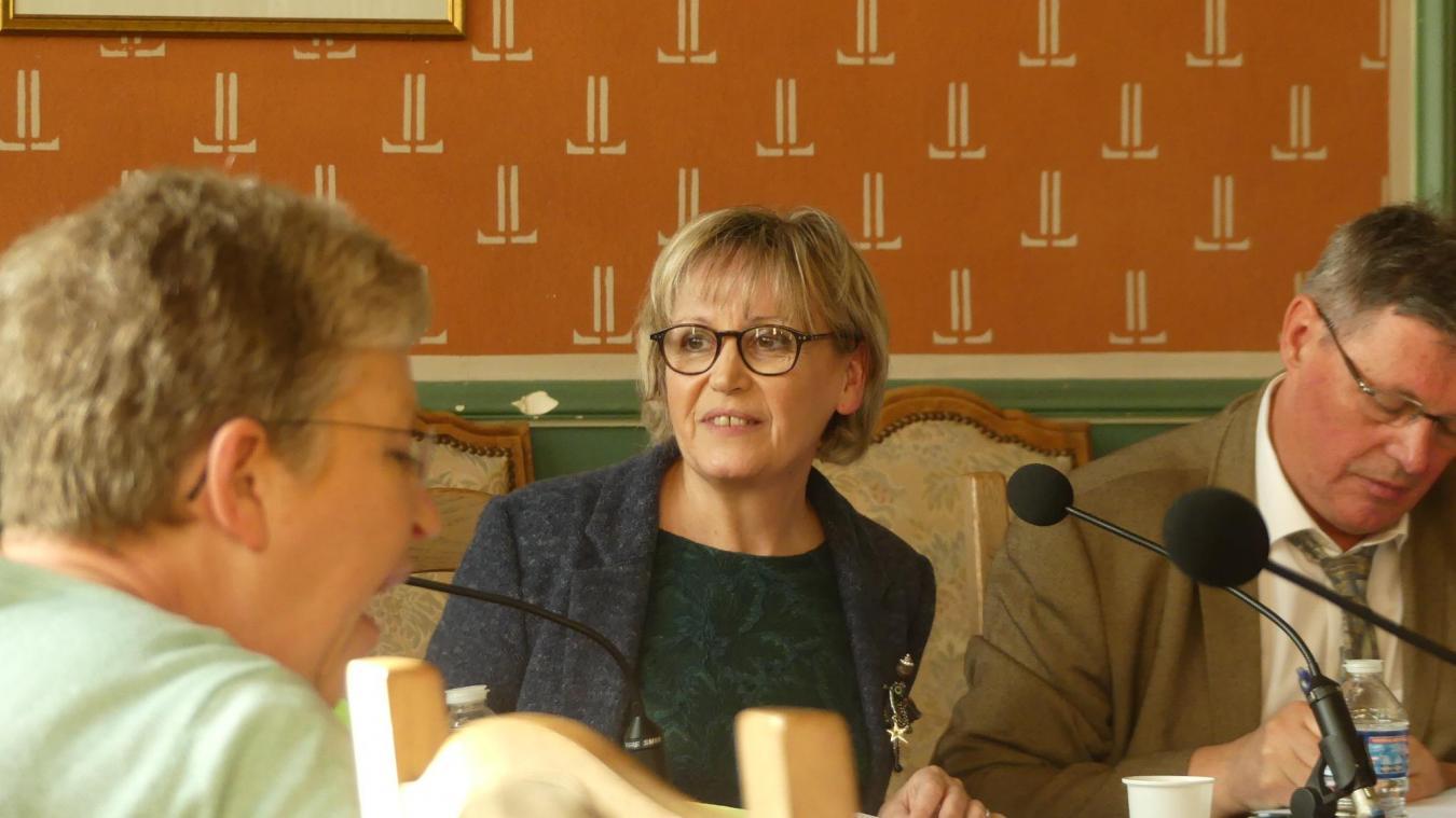 Lillers: Carole Dubois représentera la liste sortante - L'Écho de la Lys