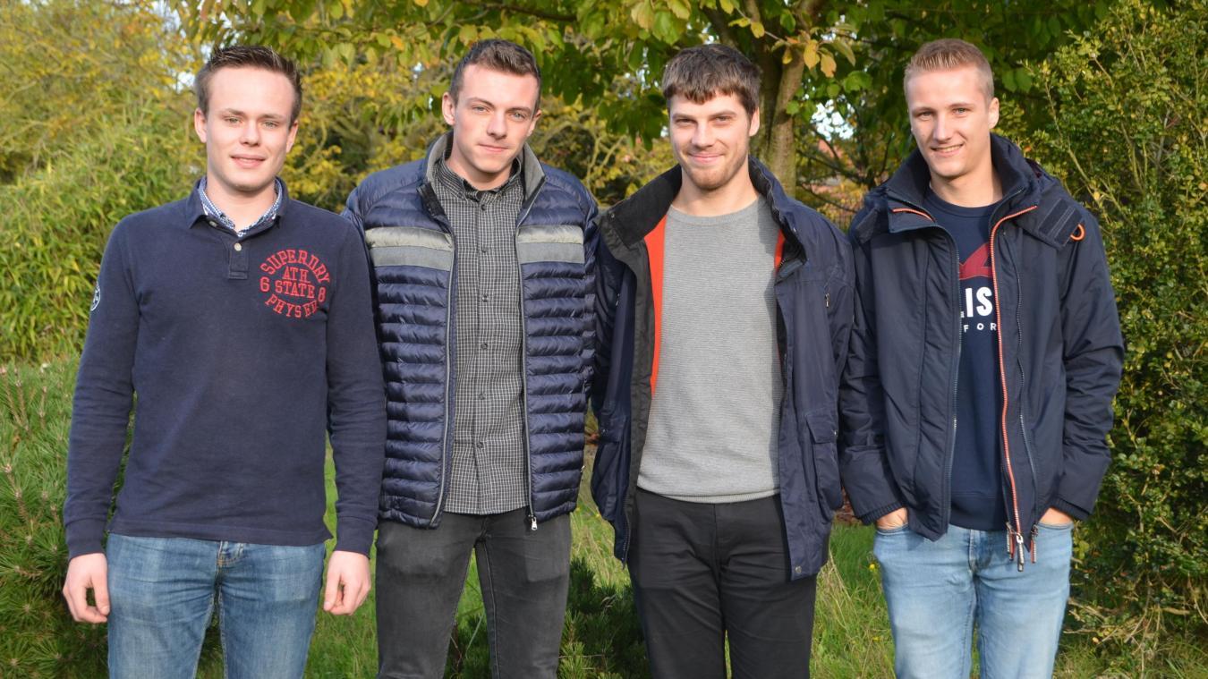 Comprendre l'agroforesterie grâce aux étudiants de l'Institut d'Hazebrouck - L'Indicateur des Flandres
