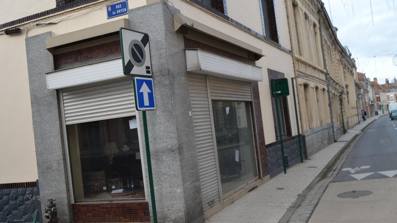 C'était la boucherie Bailly à Aire-sur-la-Lys - L'Écho de la Lys