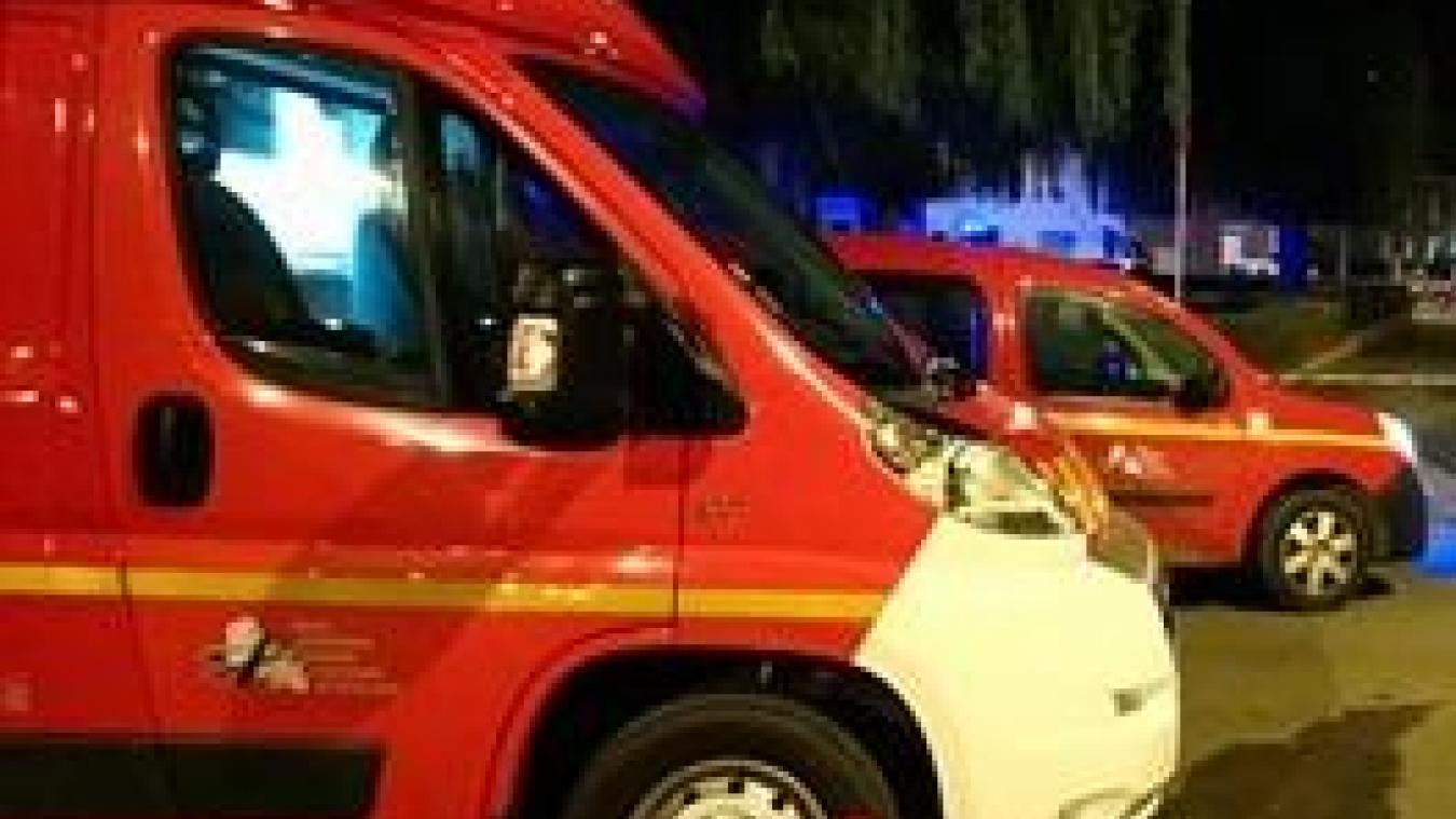 Bouvigny-Boyeffles: énorme bouchon après un accident