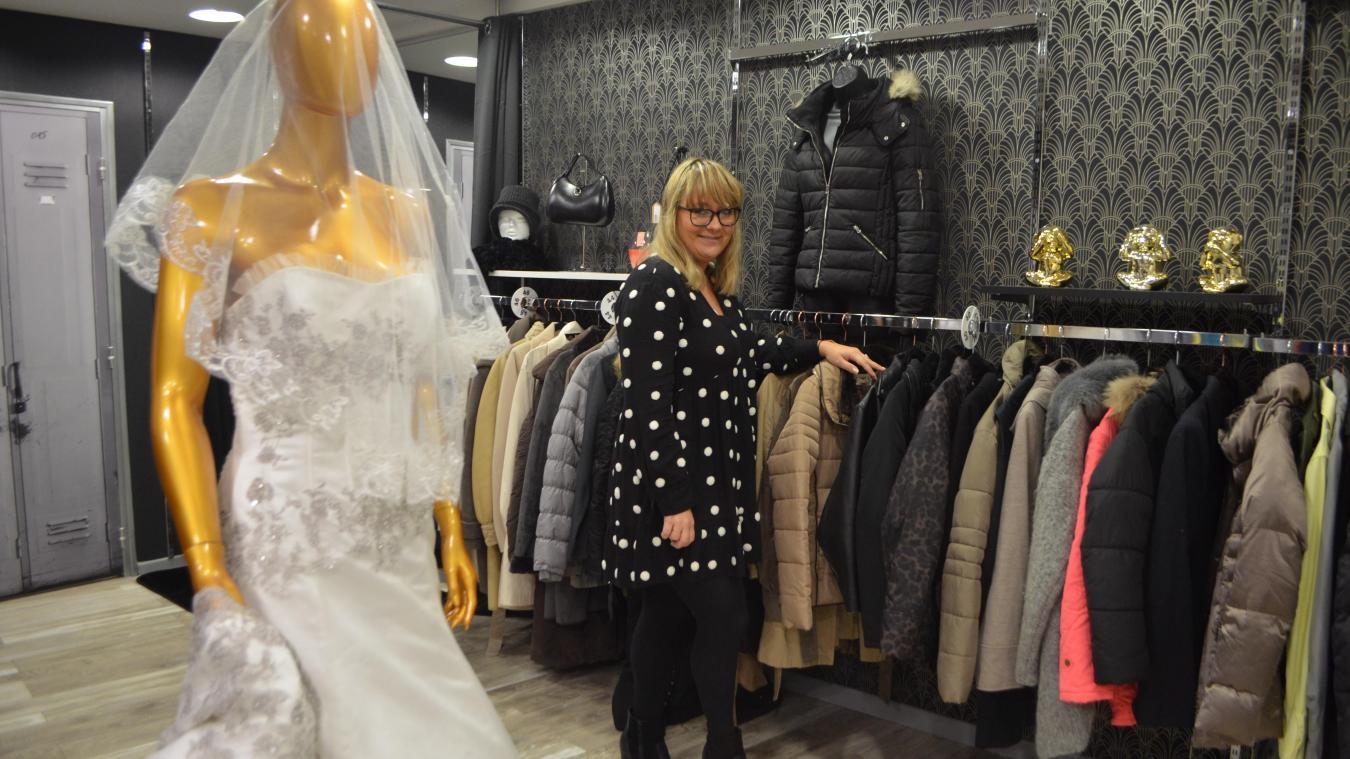 A Arras Une Boutique Propose De Louer Des Robes De Soiree