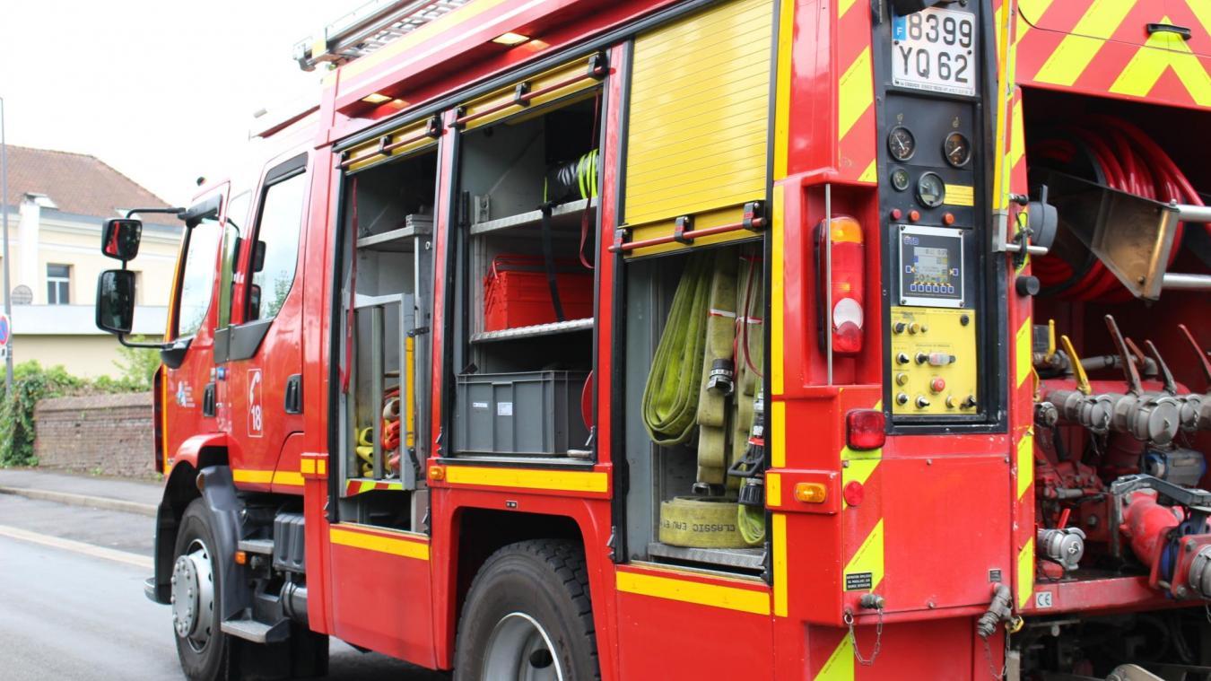 Bruay-la-Buissière: trois enfants évacués après un feu de chambre
