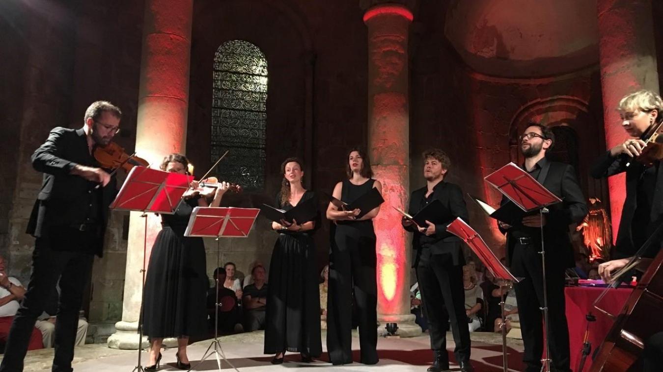 L'Ensemble Contraste interprétera ce soir au Grand théâtre l'une des versions du Requiem de Mozart.