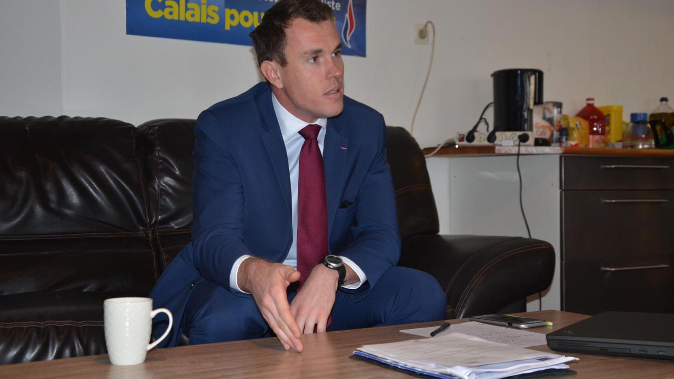 Municipales 2020: très confiant, le Rassemblement National se voit à 40% au premier tour à Calais