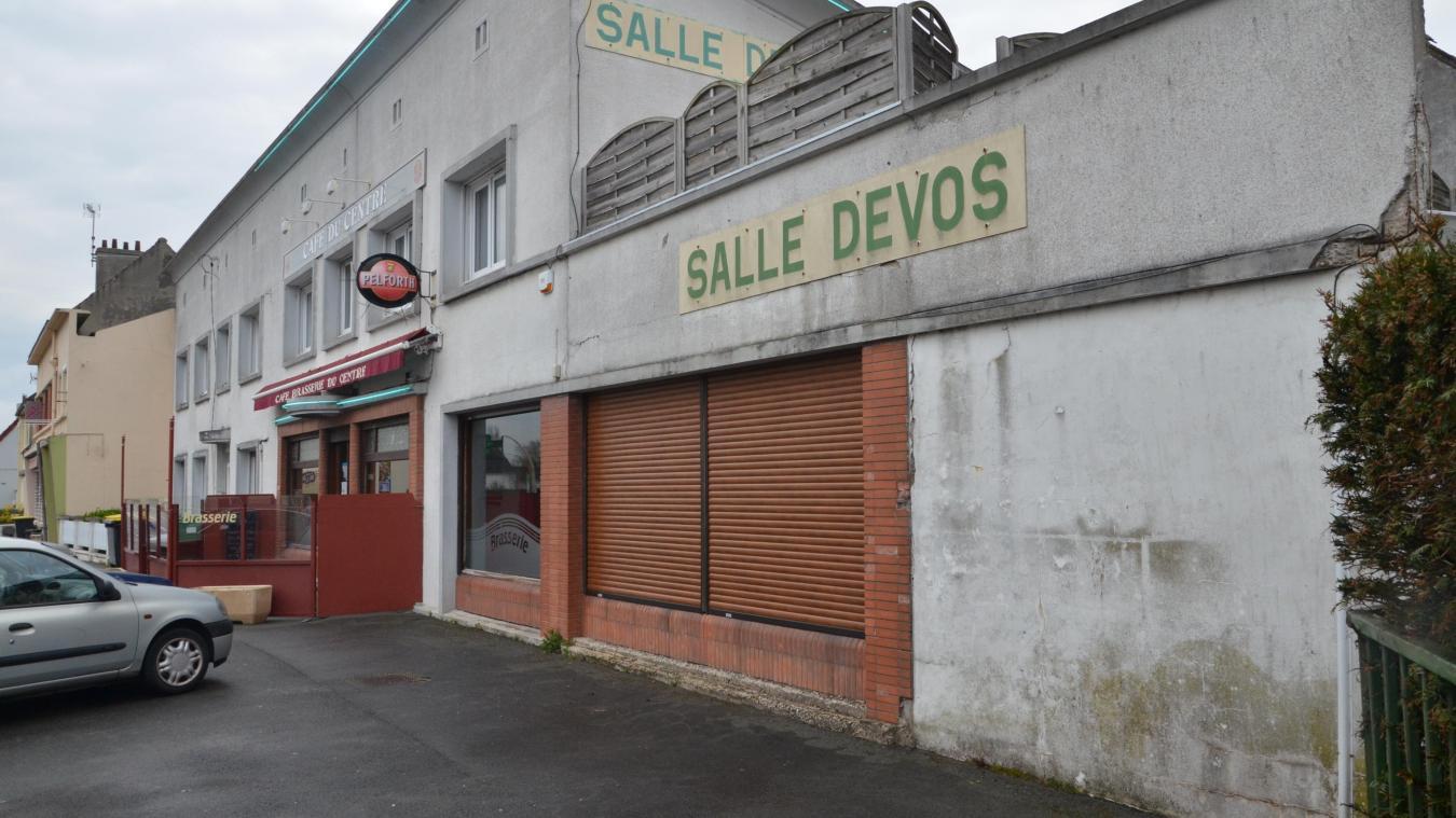 La salle Devos accueillait régulièrement des lotos clandestins.