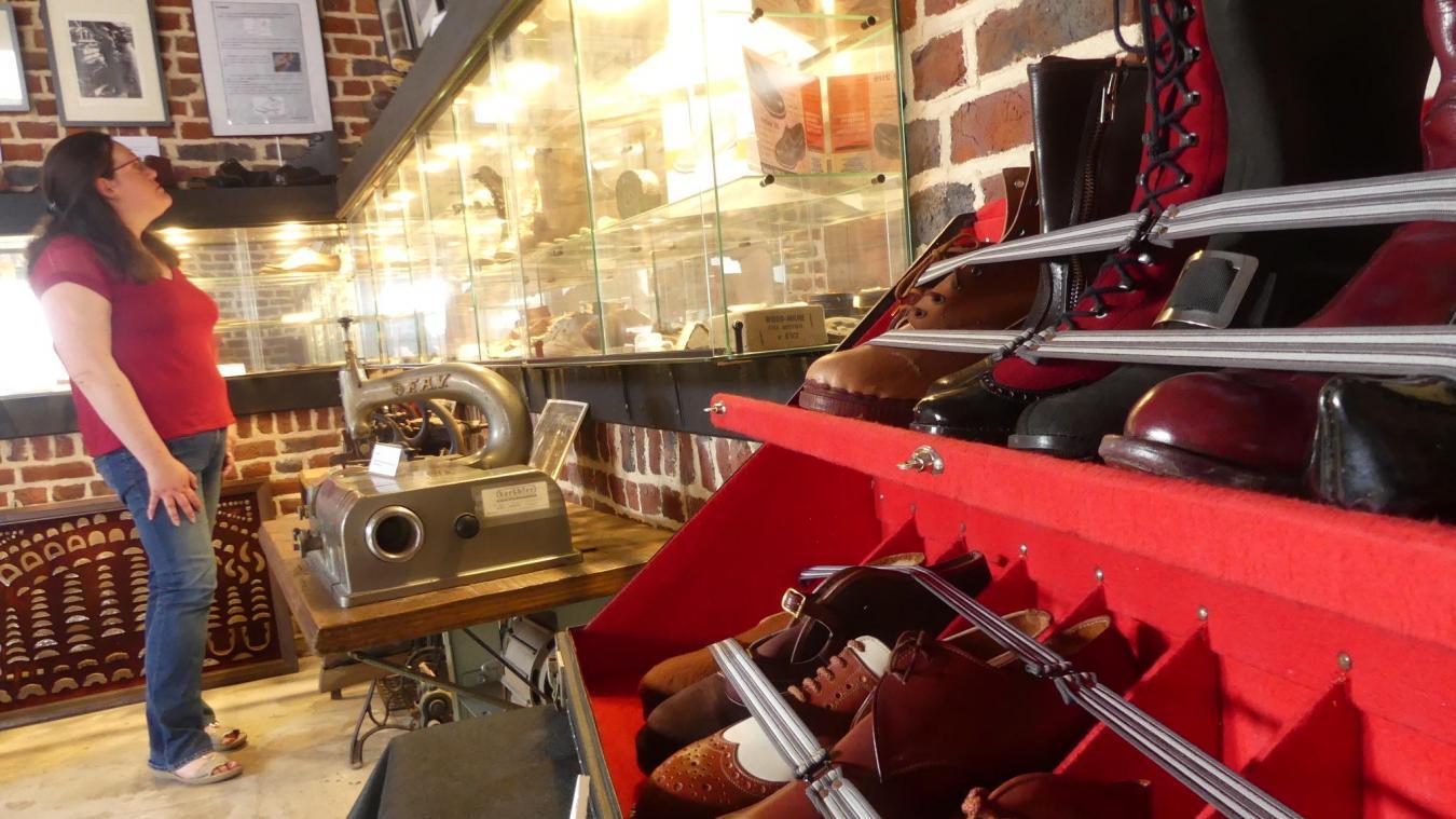 Lillers : Plus d'activités autour de la chaussure en 2020