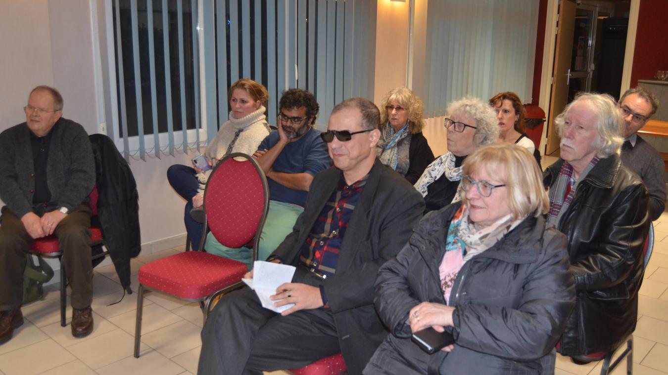 L'association a tenu son assemblée au Logis de la Lys, mardi 4 février, avec Odile Baudequin, adjointe, comme représentante de la municipalité.