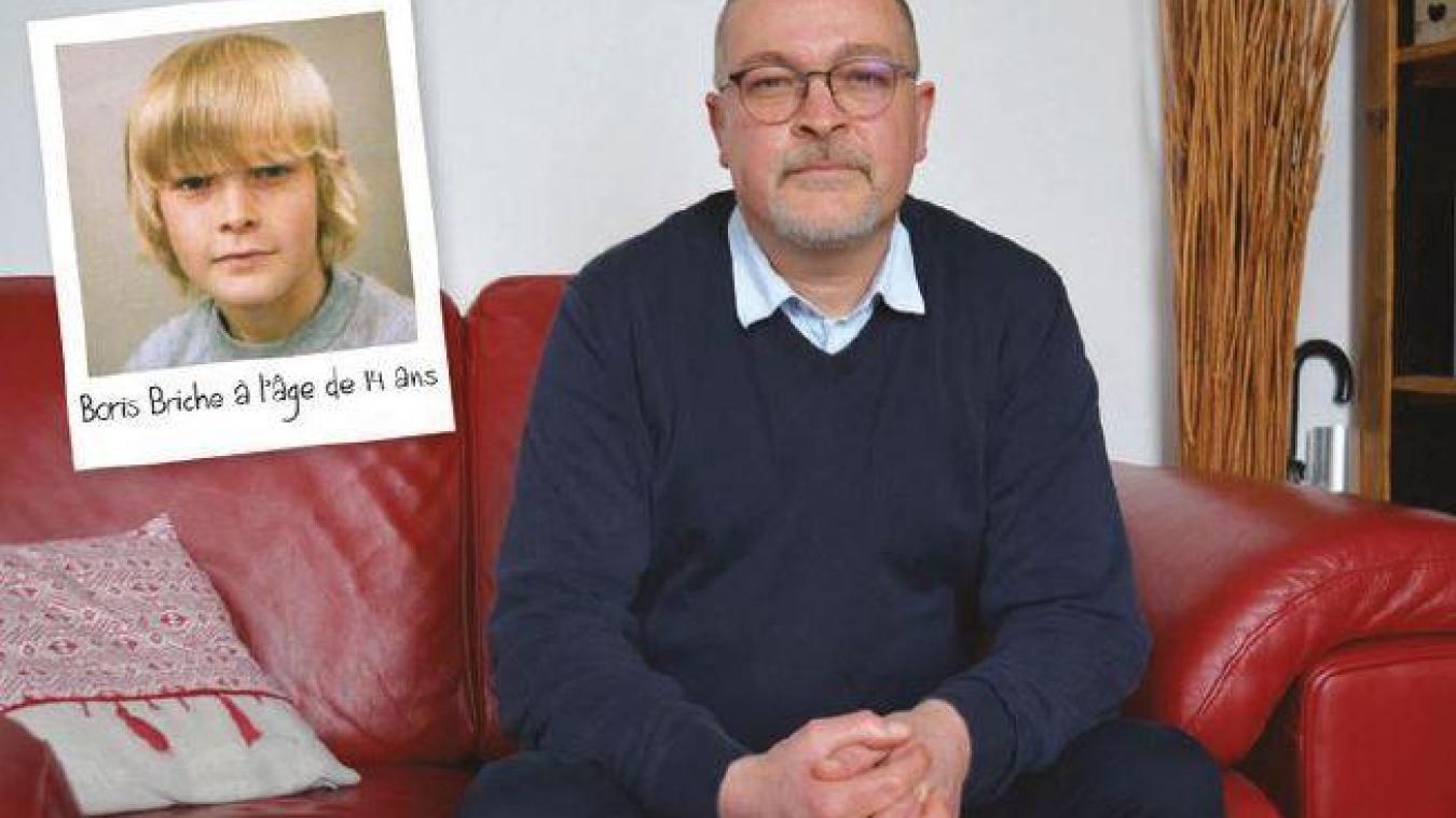 Boris Briche: partisan du Front national depuis ses 18 ans