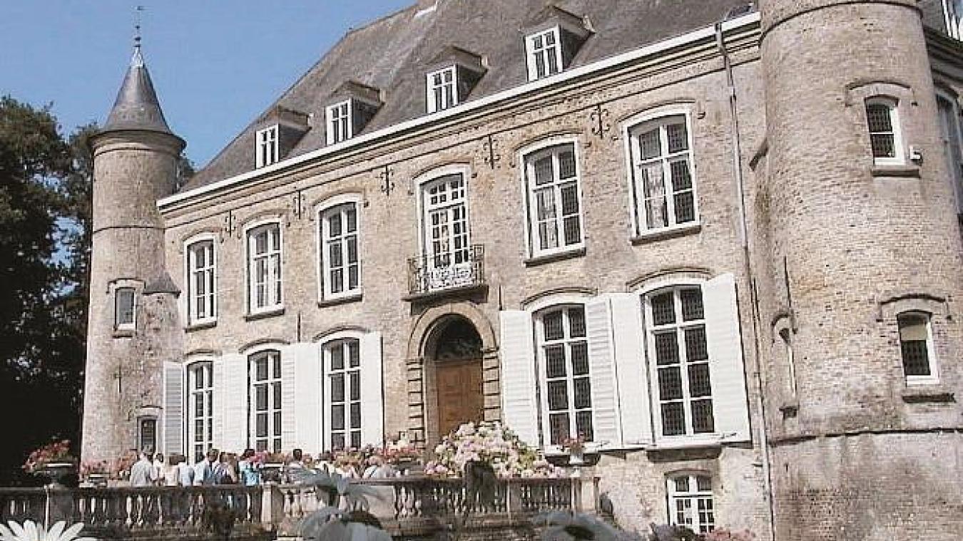 Les villages de Flandre vont livrer leurs secrets (photo d'illustration  : château de West-Cappel).