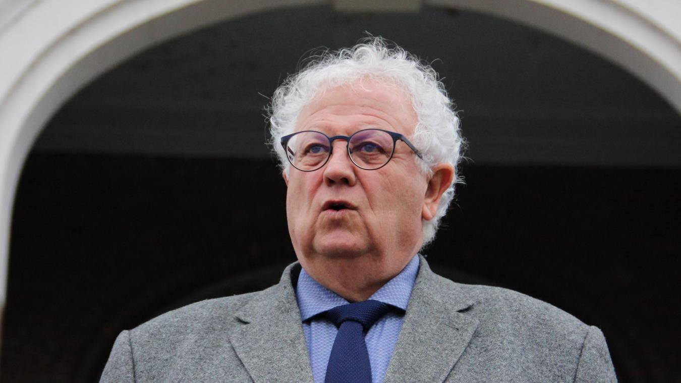 Marcel Coffre quittera ses fonctions après l'élection municipale du 22 mars. La fin de 28 ans de mandats.