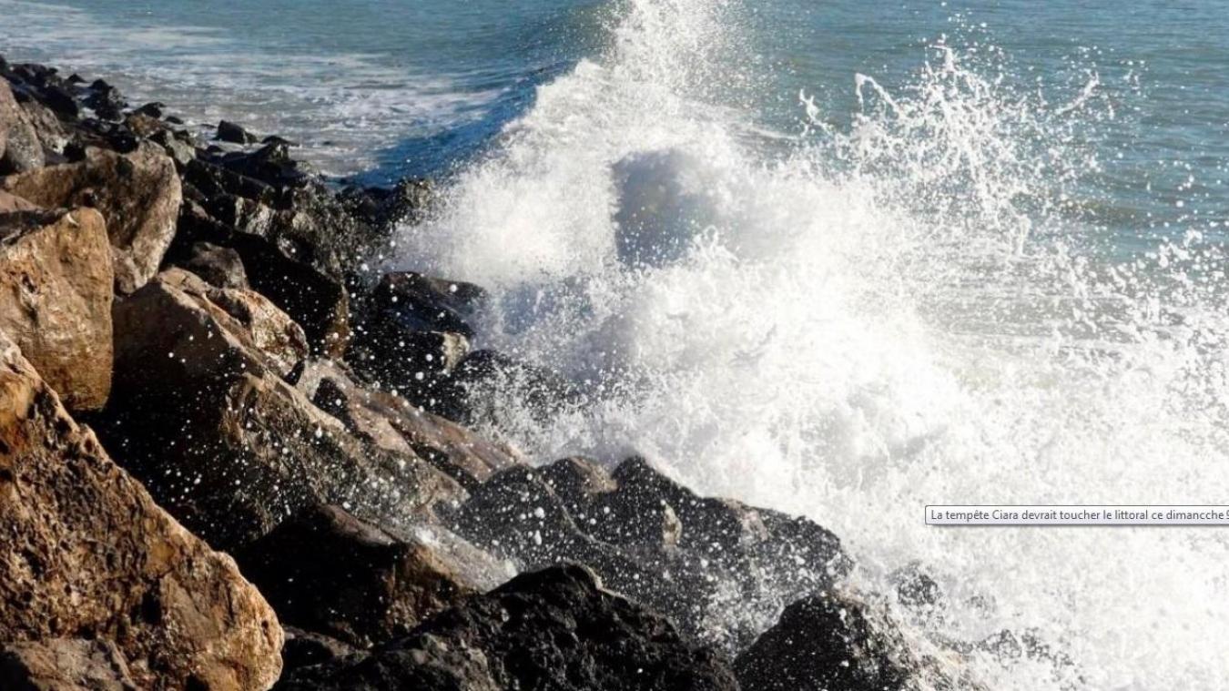 La tempête Ciara arrive sur l'Audomarois