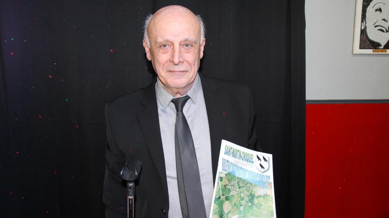Saint-Martin-Choquel : Jean-Marc Debove jette l'éponge