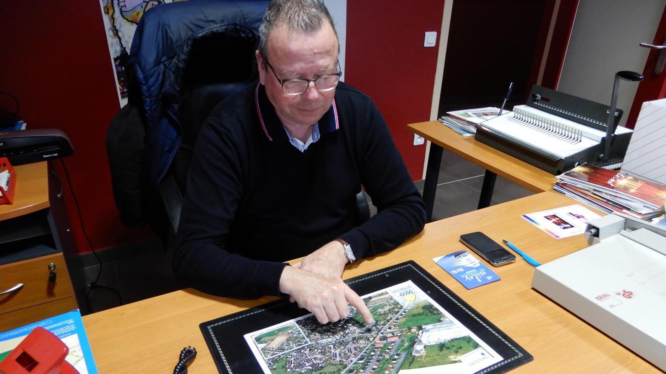 Comme le souligne le premier adjoint, les demandes sont nombreuses concernant le logement dans la commune.