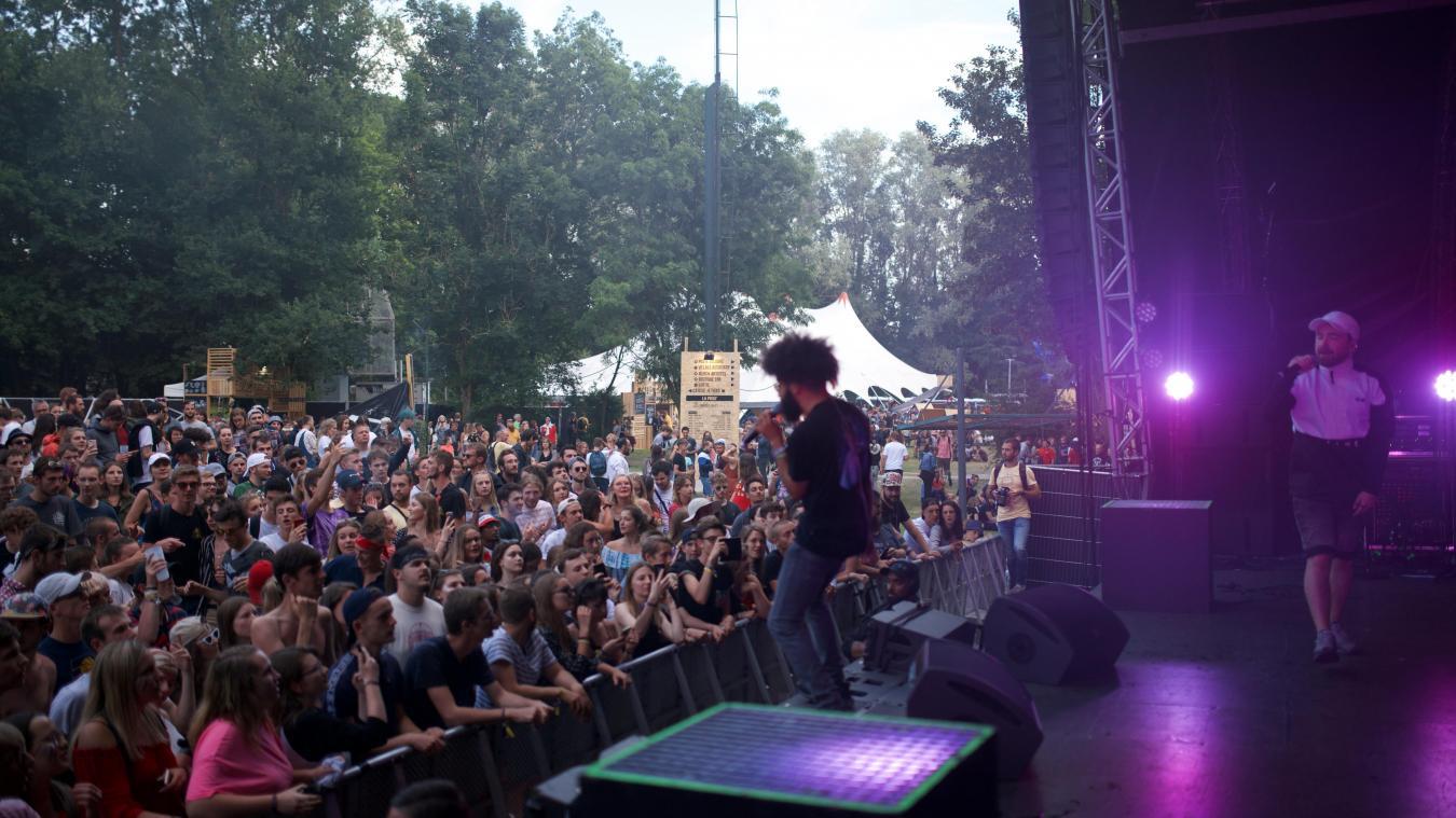 L'année dernière, le festival, qui s'organise au parc Legrand-Grubbe, a attiré 5 500 festivaliers. ©Pixo photo