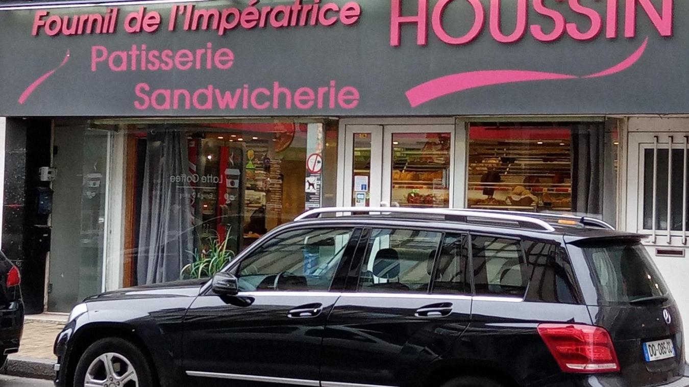 À Berck, une boulangerie cambriolée rue de l'Impératrice