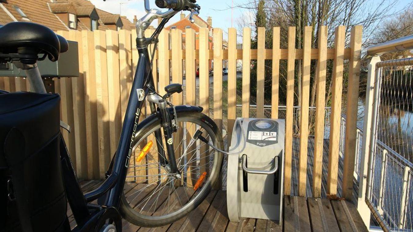 Dunkerque, au palmarès des villes cyclables 2019