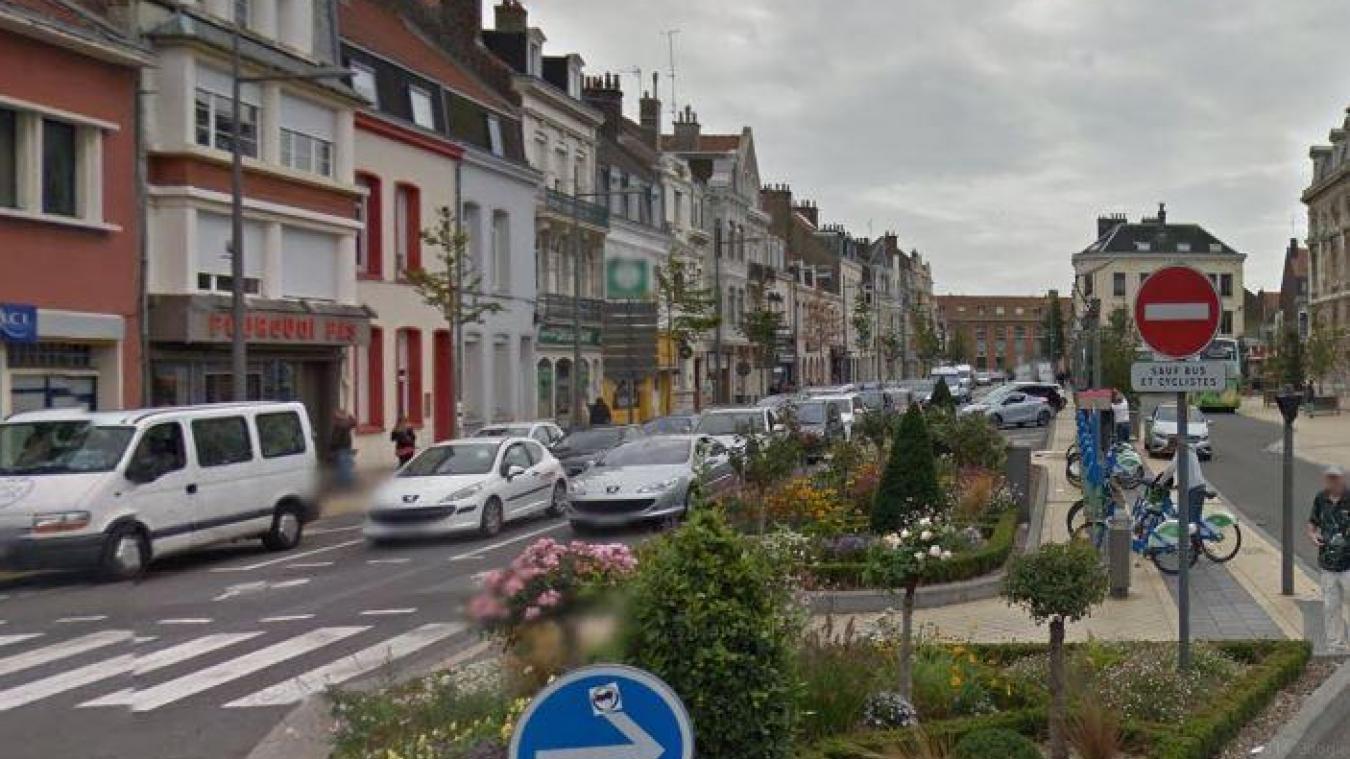 Les faits se sont déroulés boulevard Pasteur.