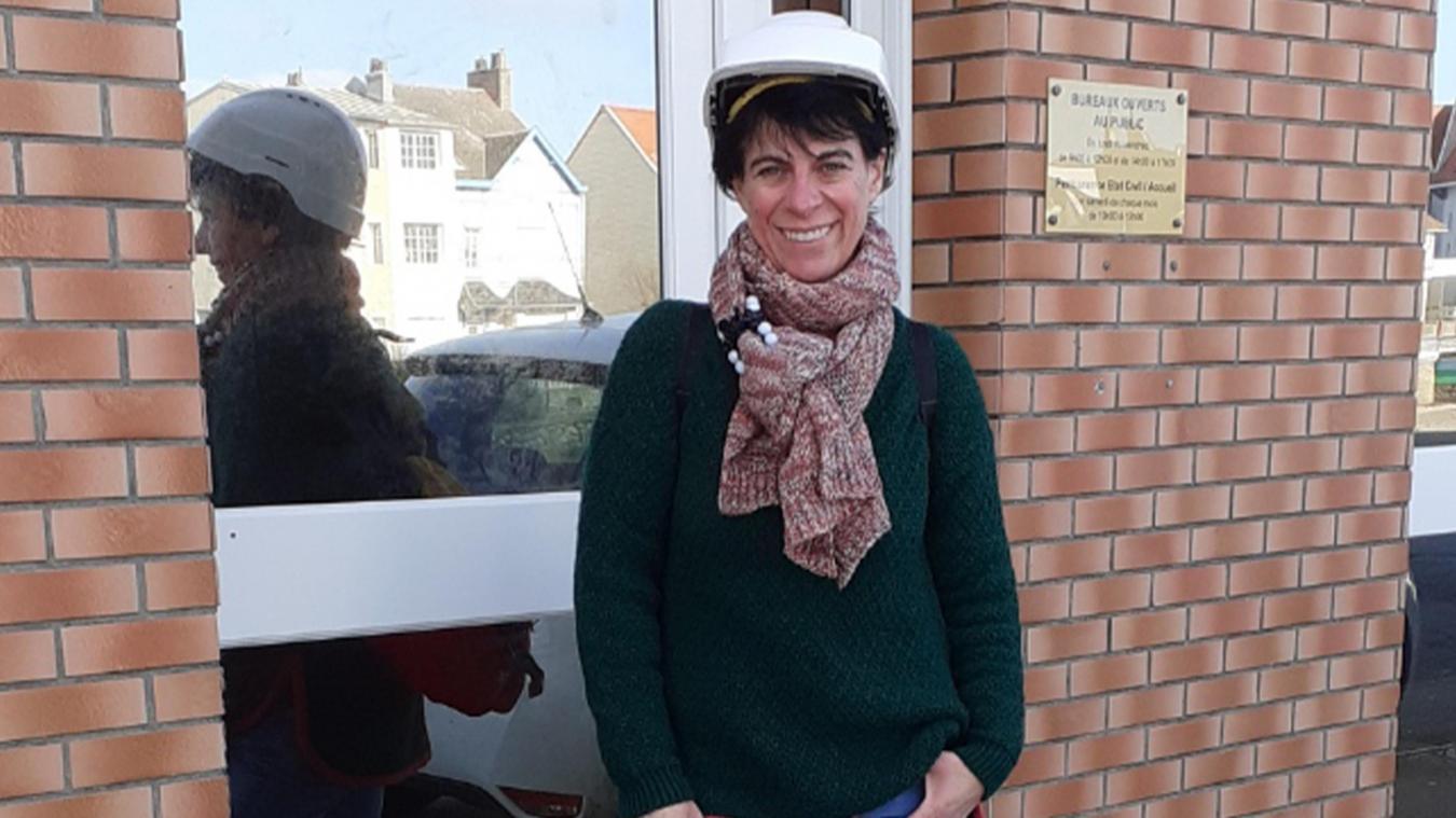 Karine Dubos a créé sa société de nettoyage « Nickel Chrome ». Elle a été épaulée par la CCI.