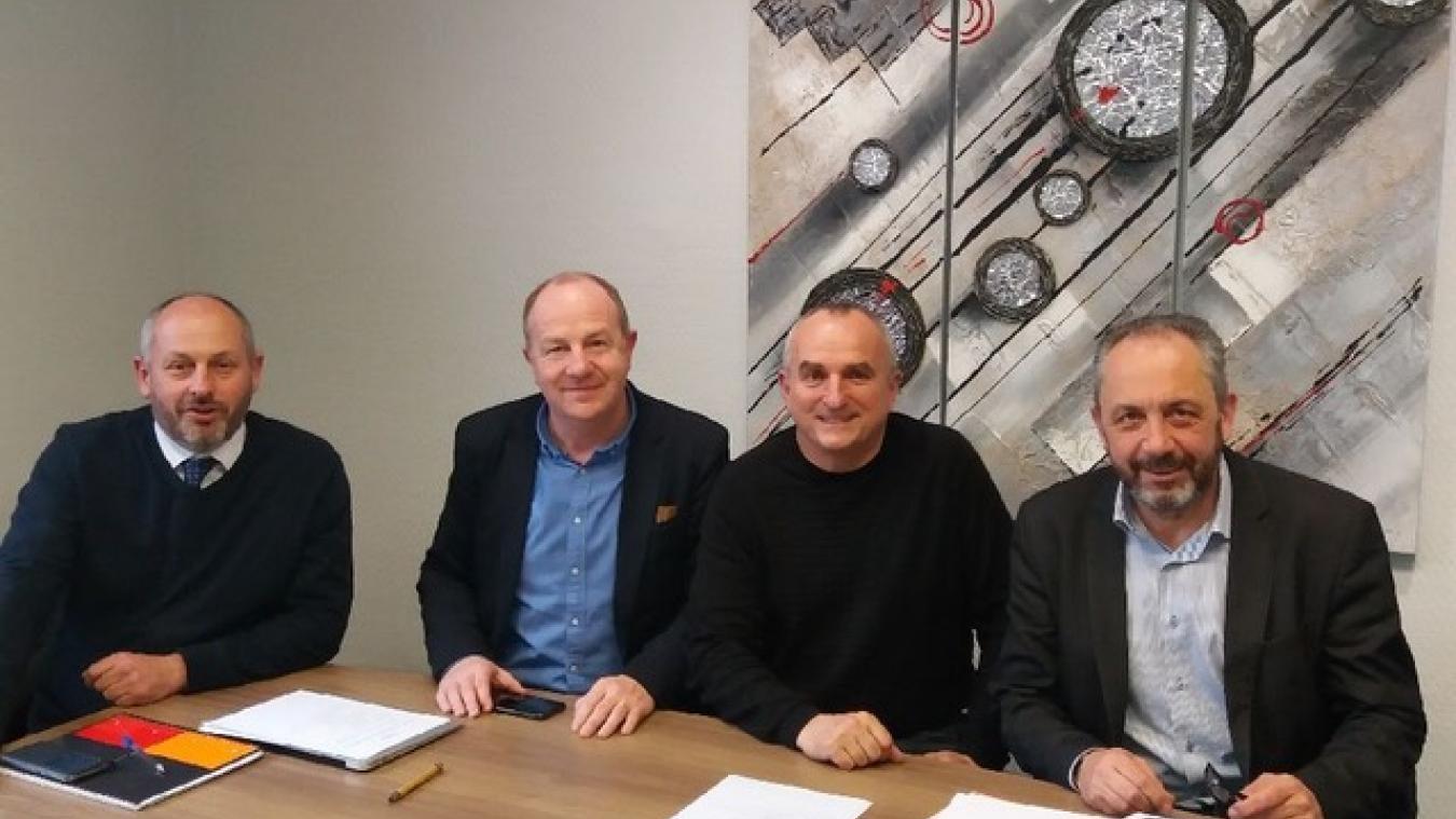 La convention entre le club et l'institution Saint-Jacques entrera en application à la rentrée 2020.